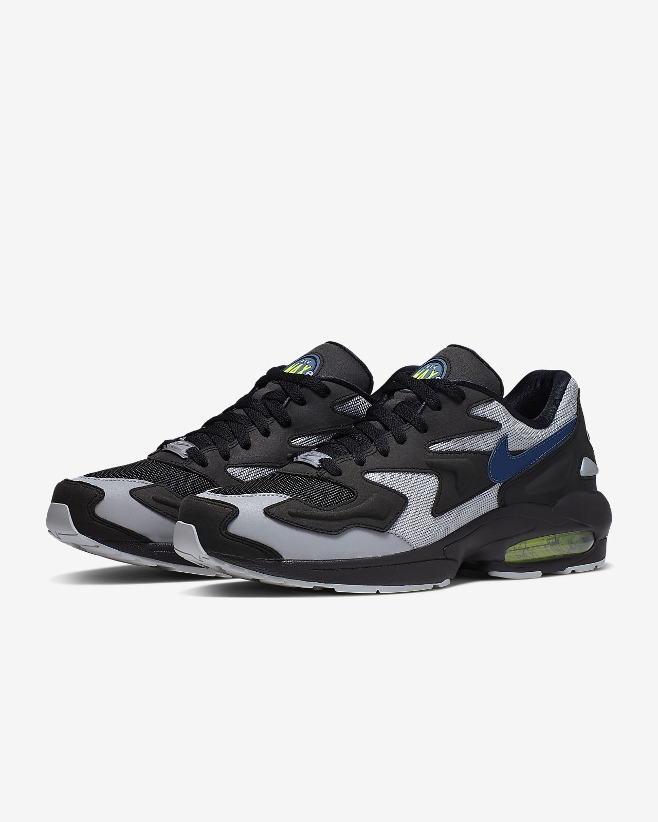 differently 7eeca 07c83 ... Nike Air Max2 Light Men s Shoe