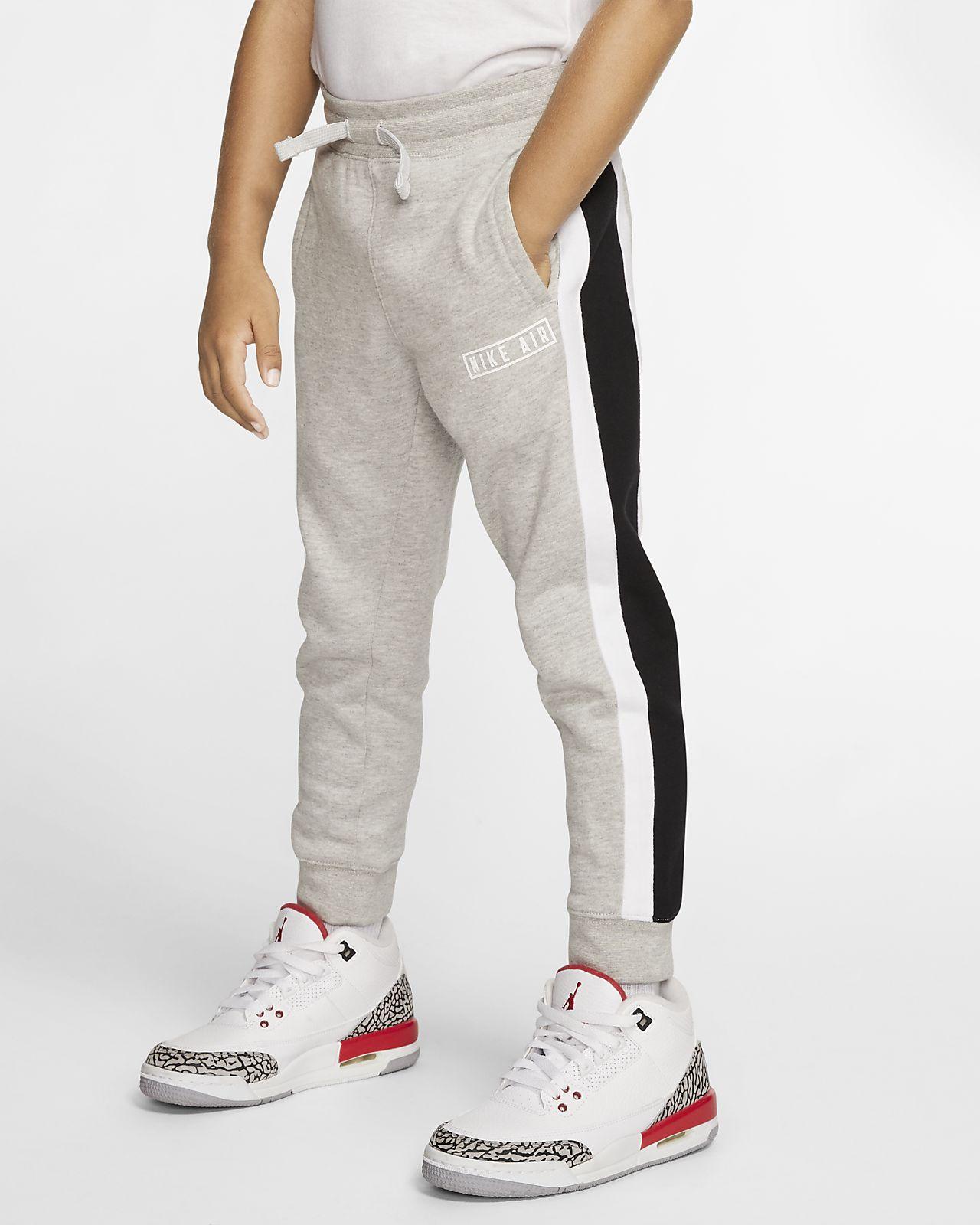 Φλις παντελόνι φόρμας Nike Air για μικρά παιδιά