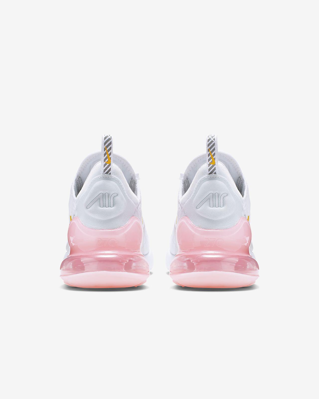 Nike Air Max 270 Light PinkPure White
