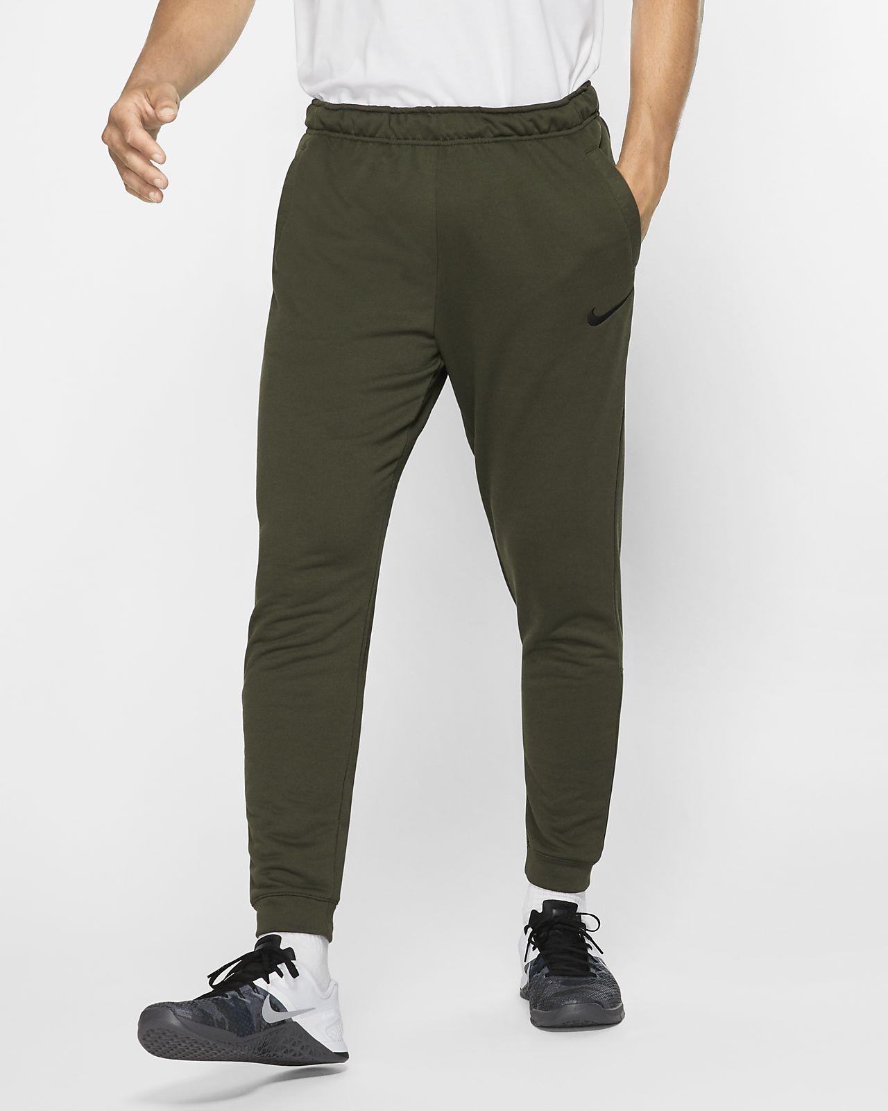 Nike Dri-FIT Men's Tapered Fleece Training Pants