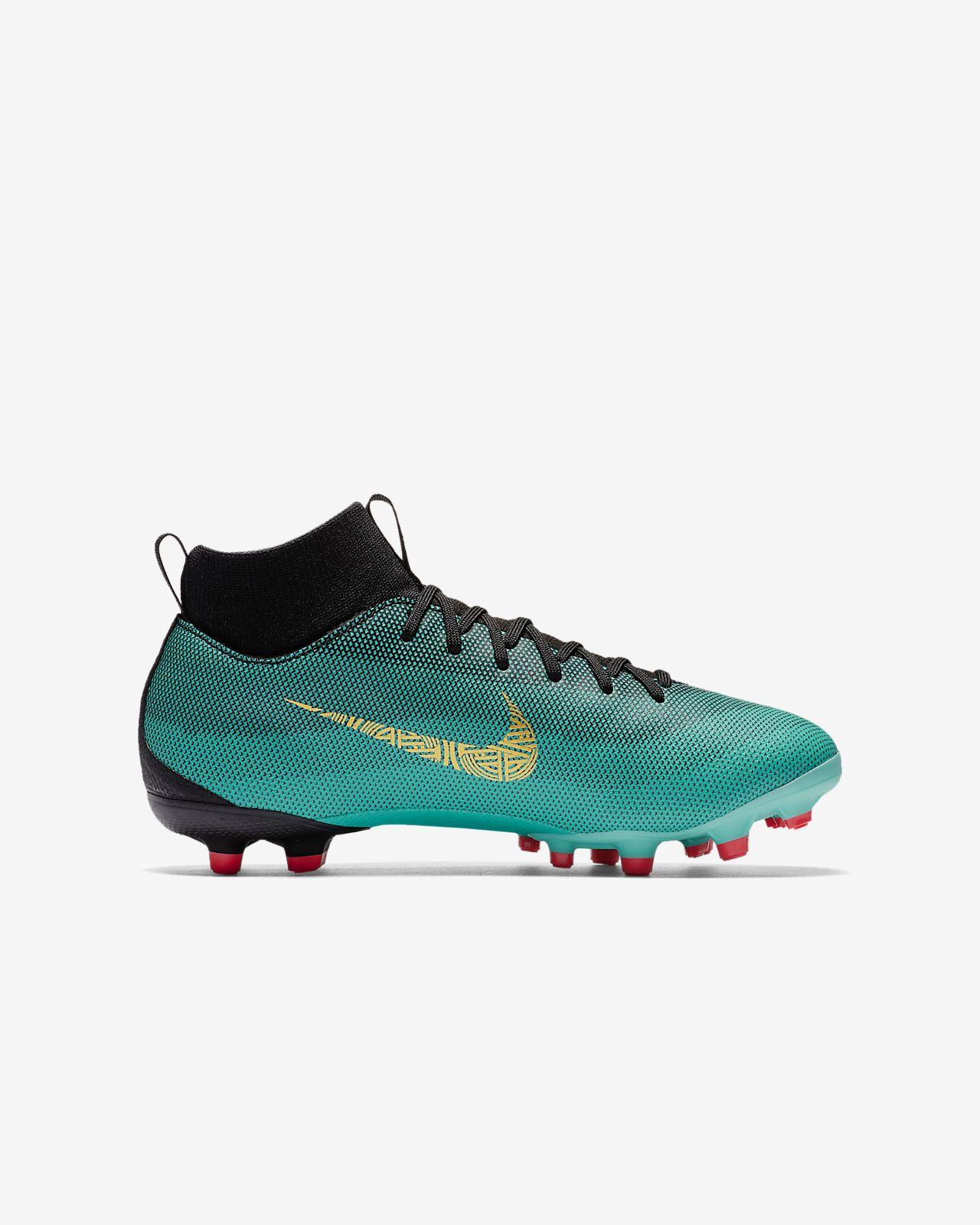 Calcio Da Cr7 Bambino Scarpe Nike L43AR5j