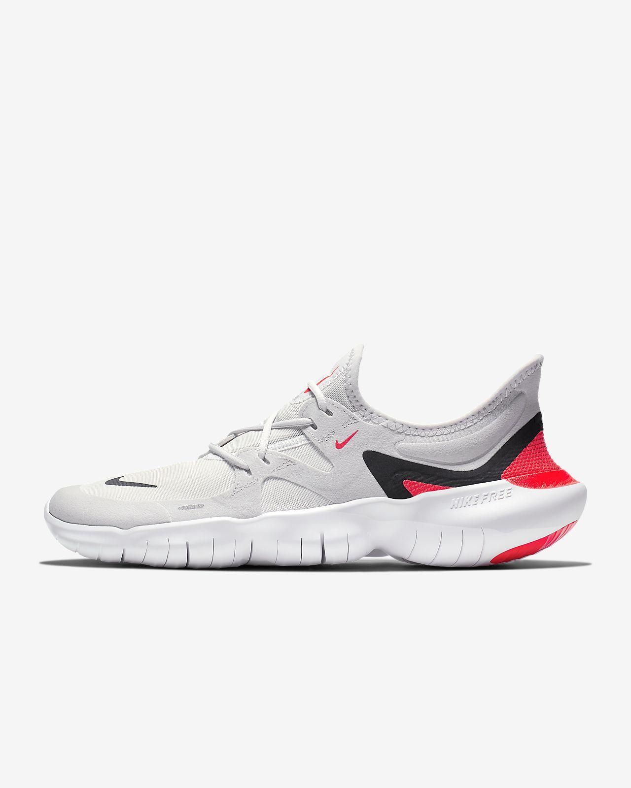 รองเท้าวิ่งผู้ชาย Nike Free RN 5.0