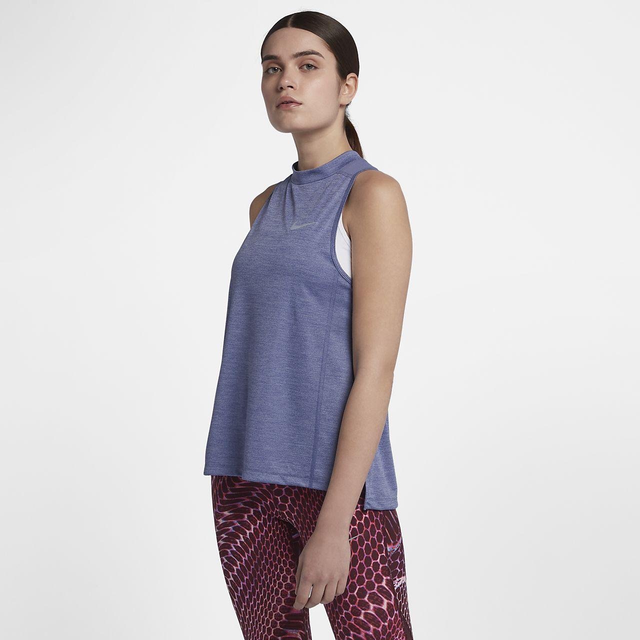 194cbf3f829fca Nike Dri Fit Miler Sleeveless Run T Shirt Mens - BCD Tofu House