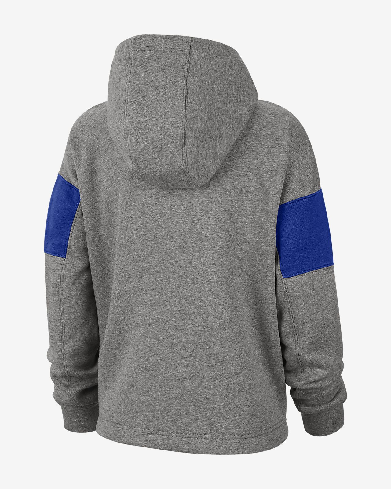 finest selection 9f406 1f757 Nike Historic (NFL Rams) Women's Pullover Hoodie