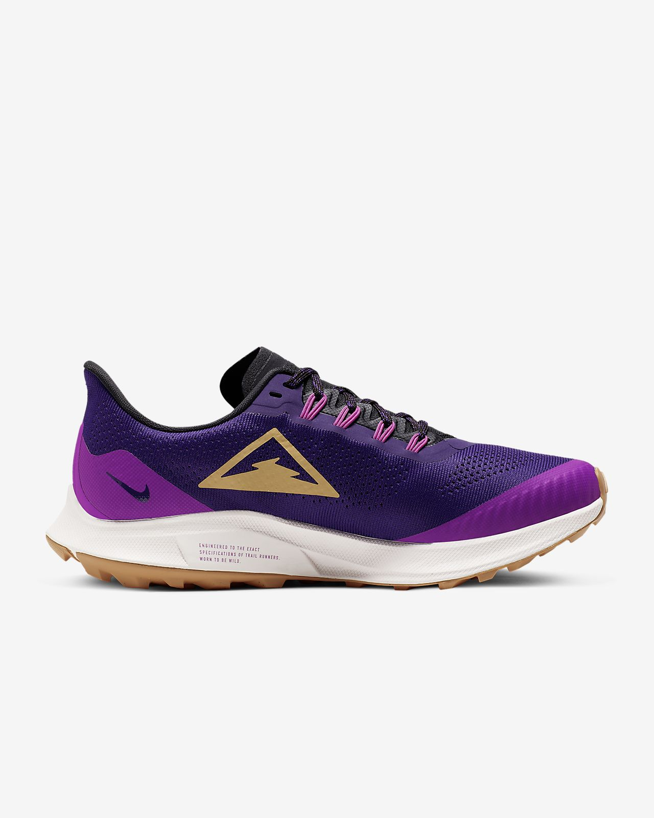 ecbe7e33814 Nike Air Zoom Pegasus 36 Trail Zapatillas de running - Mujer. Nike ...
