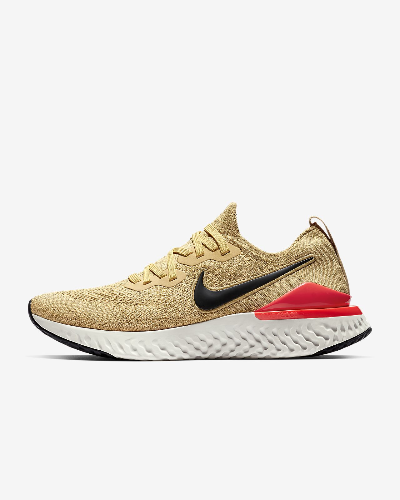 Chaussure de running Nike Epic React Flyknit 2 pour Homme. Nike.com BE 20909bf6268