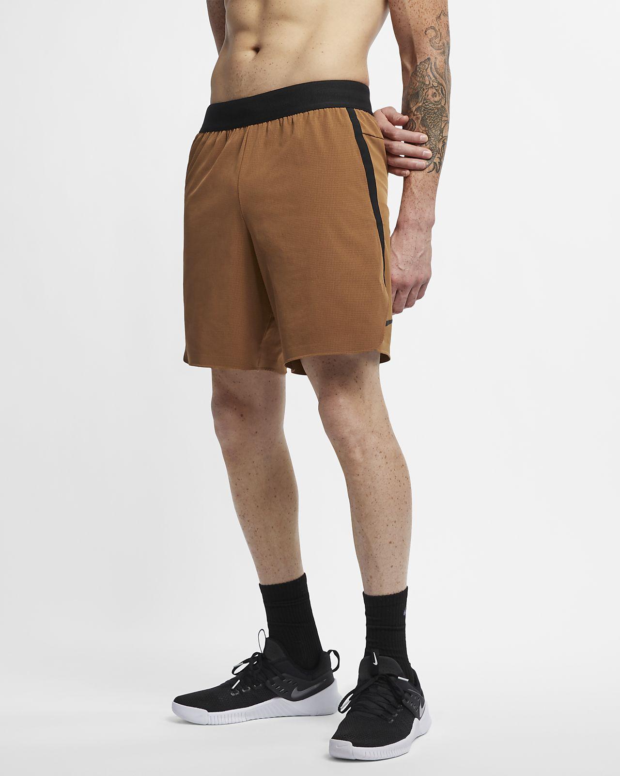 Shorts de entrenamiento para hombre Nike Flex Tech Pack