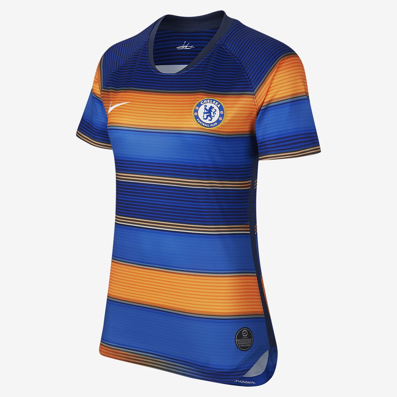 Chelsea FC Shirtholders Edition Women's Football Shirt