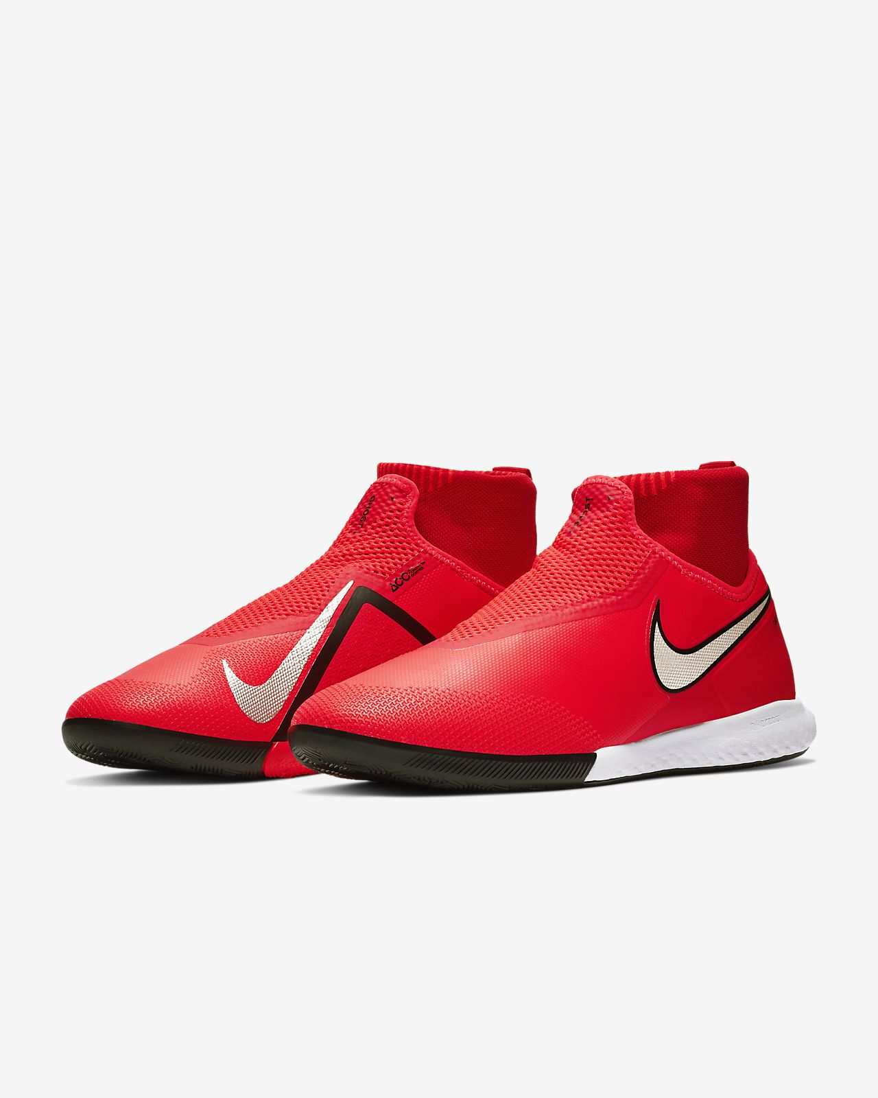 cea9f626c135 ... Nike React PhantomVSN Pro Dynamic Fit Game Over IC Indoor Court Football  Boot