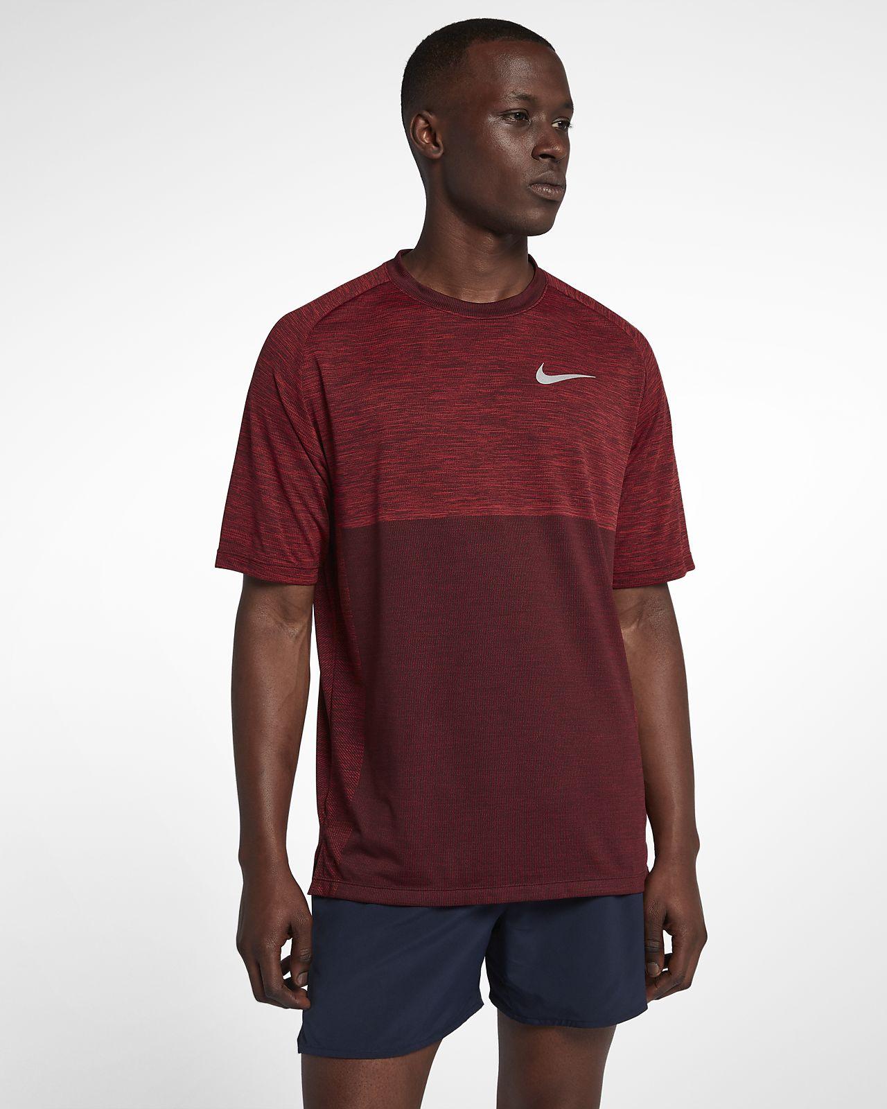 cf77f174 Nike Dri-FIT Medalist Men's Short-Sleeve Running Top. Nike.com IE