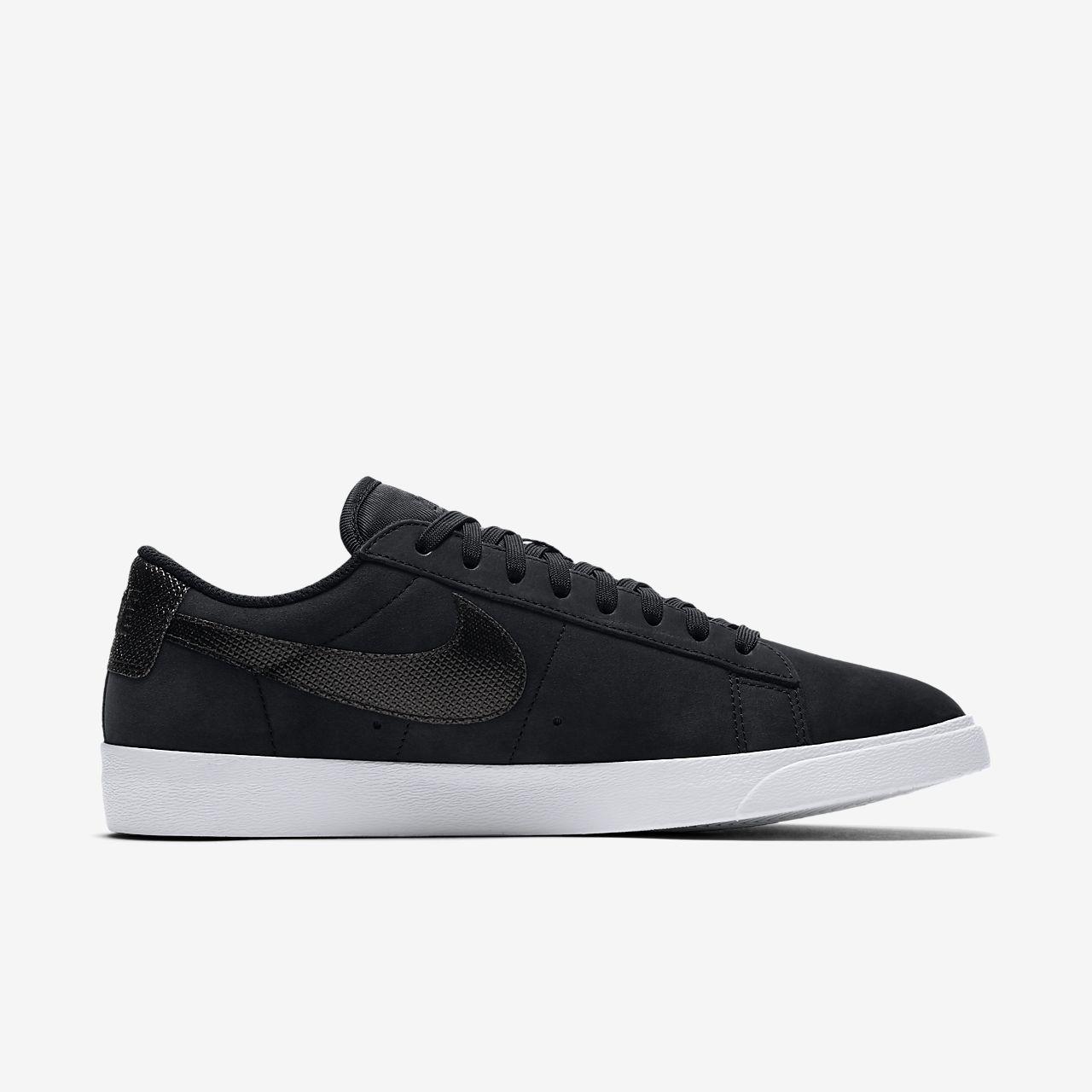 Women Nike Blazer 2.0 Black White Shoes