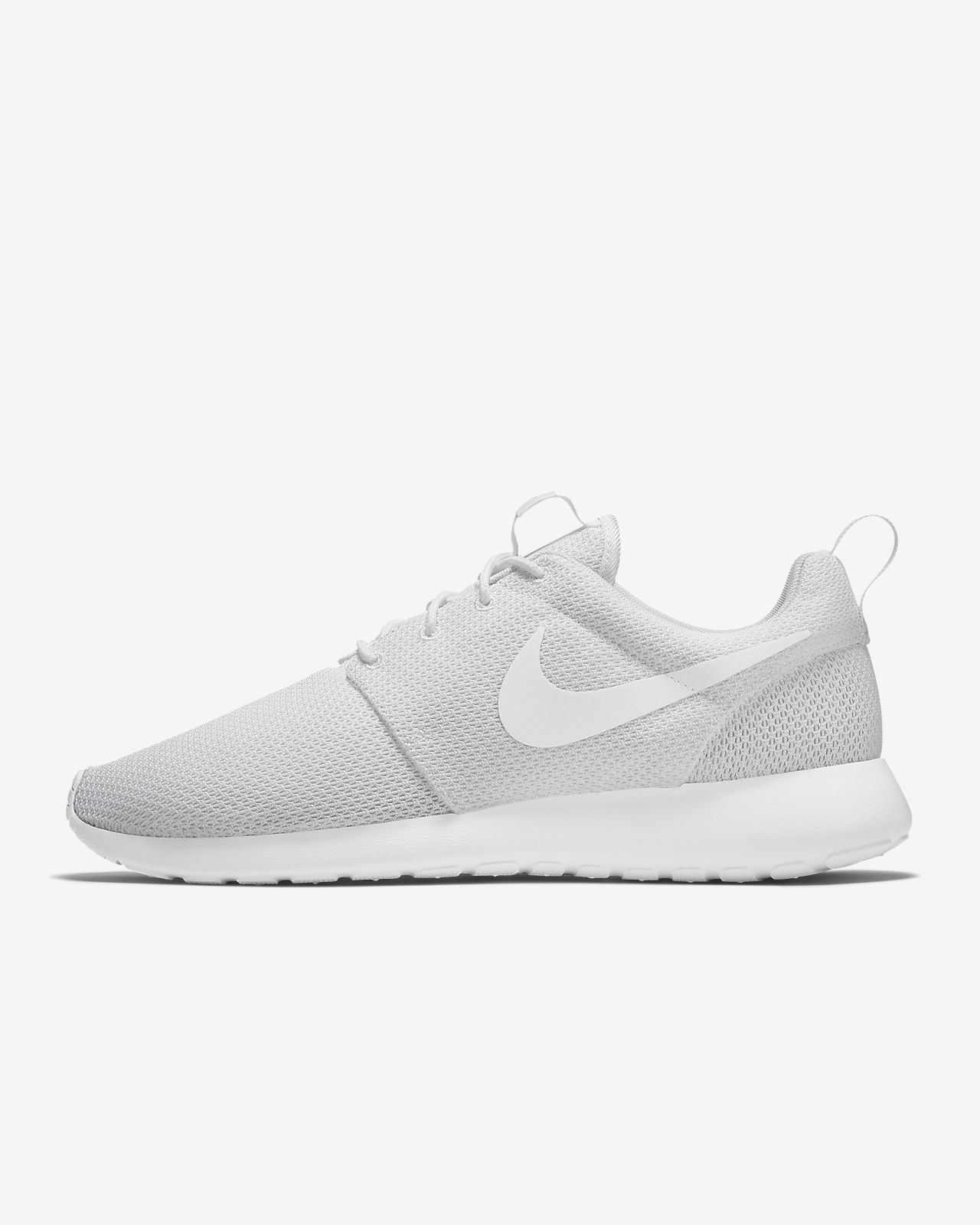 Herren Nike ROSHE ONE PREMIUM Trail Walking Schuhe Low