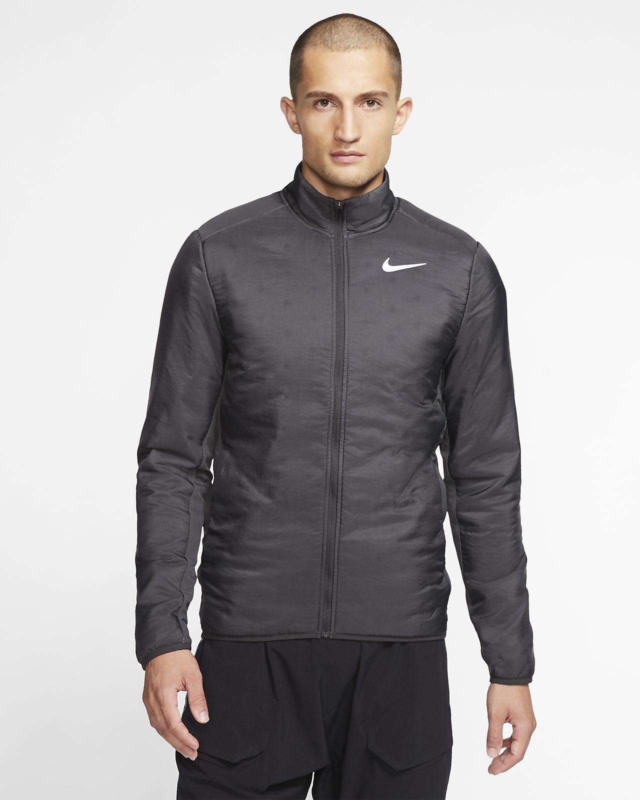 Chamarra de running Nike AeroLayer para hombre