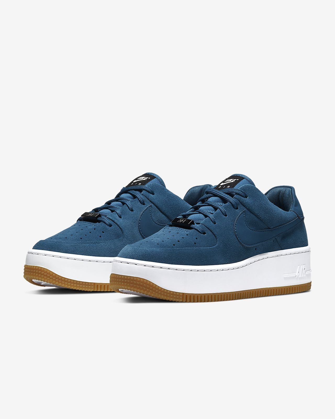 classic style the best attitude detailing Chaussure Nike Air Force 1 Sage Low pour Femme
