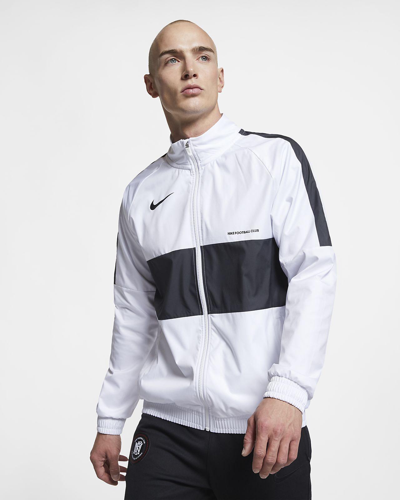 Nike F.C. férfi futball-melegítőfelső