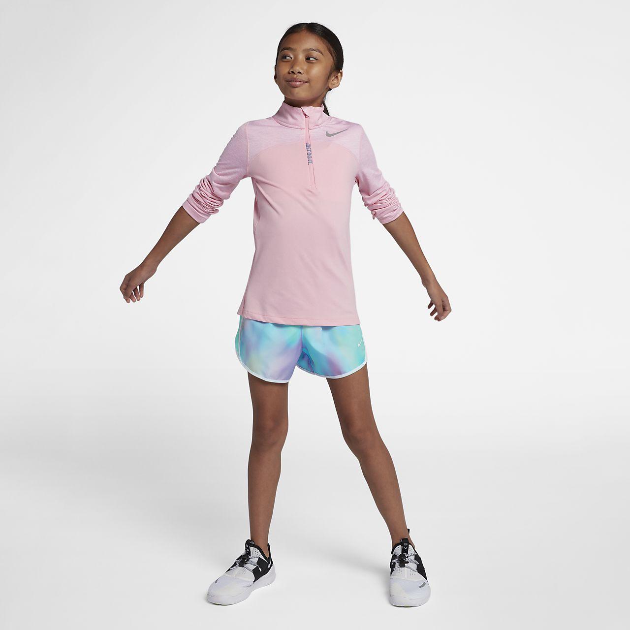 dfa9c6c7b Nike Tempo Older Kids' (Girls') Printed Running Shorts. Nike.com VN