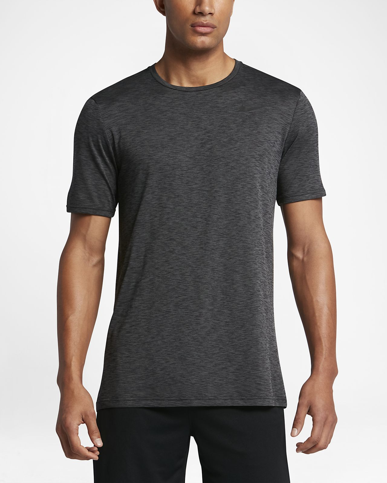 fba297b1e77b7 Nike Breathe Men's Short-Sleeve Training Top. Nike.com BE