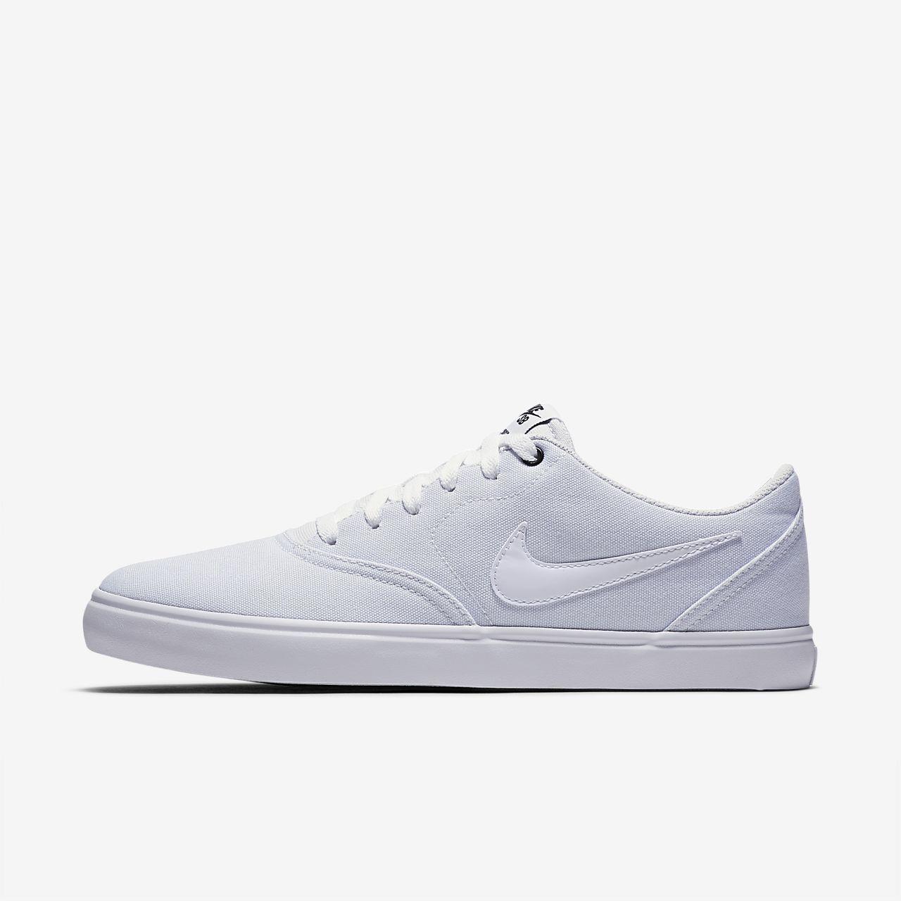 69fb3addab Ανδρικό παπούτσι skateboarding Nike SB Check Solarsoft Canvas. Nike ...