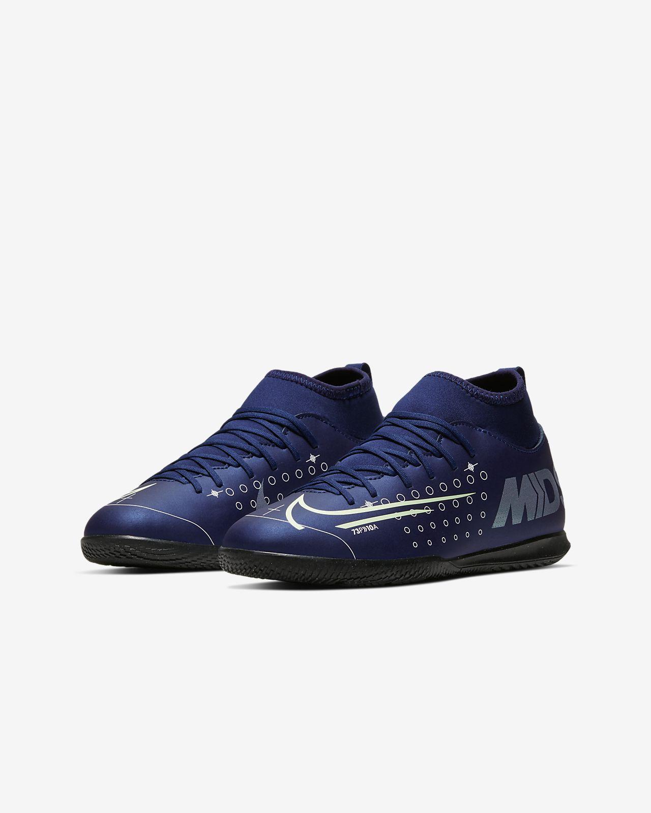 Chaussure de football en salle Nike Jr. Mercurial Superfly 7 Club MDS IC pour Jeune enfantEnfant plus âgé