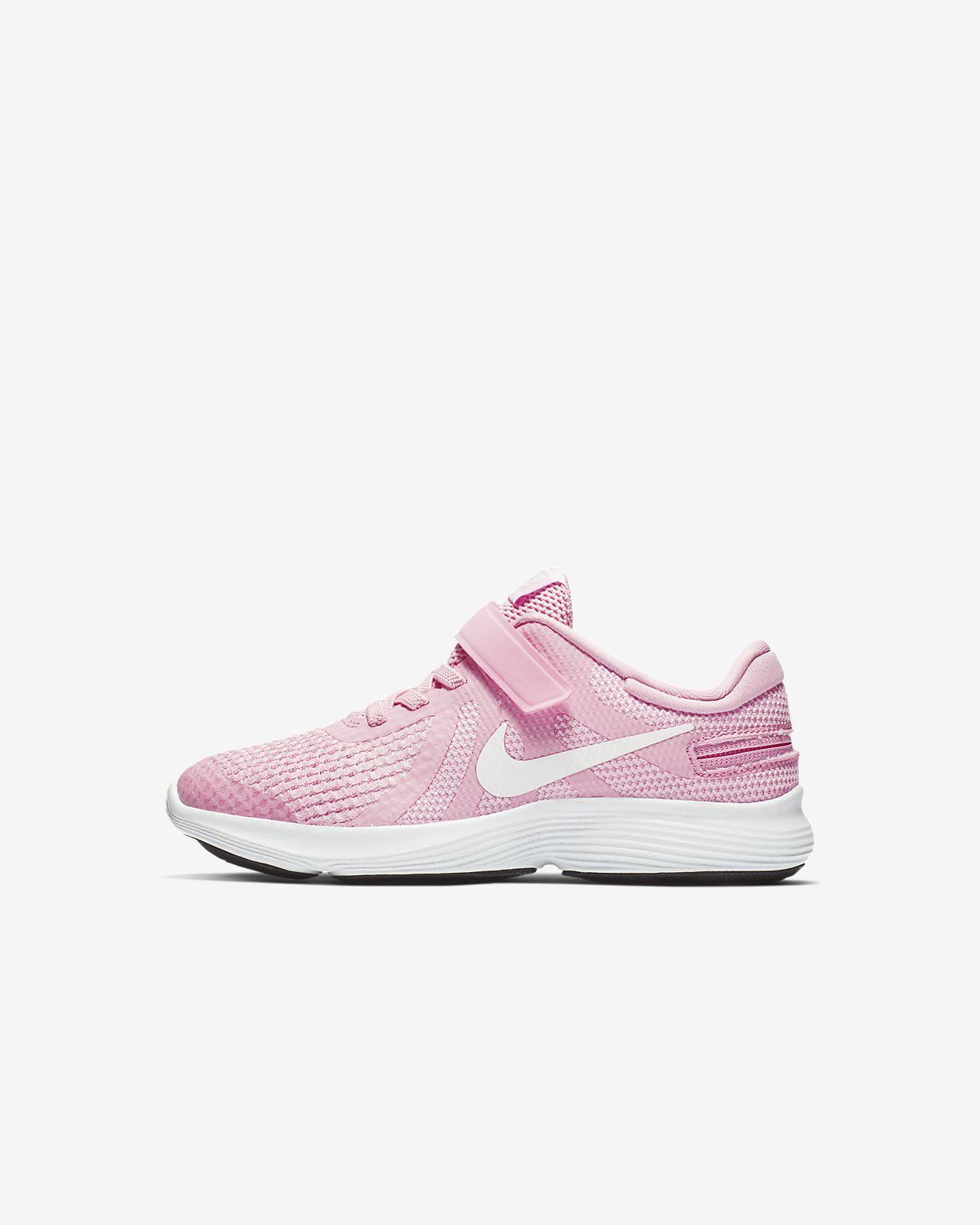 Calzado para niños talla pequeña Nike Revolution 4 FlyEase