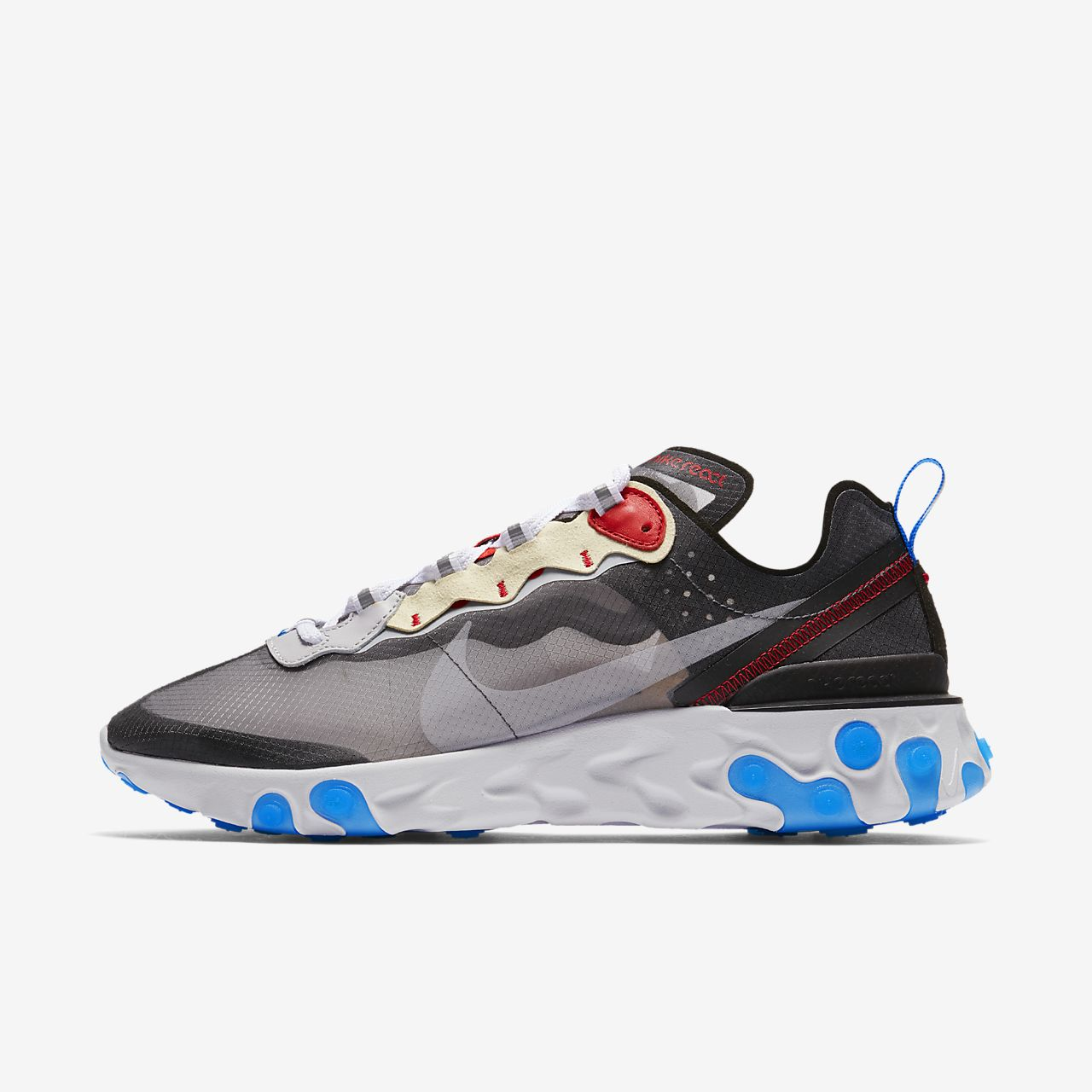 best sneakers b9f57 e1c65 ... Chaussure Nike React Element 87 pour Homme