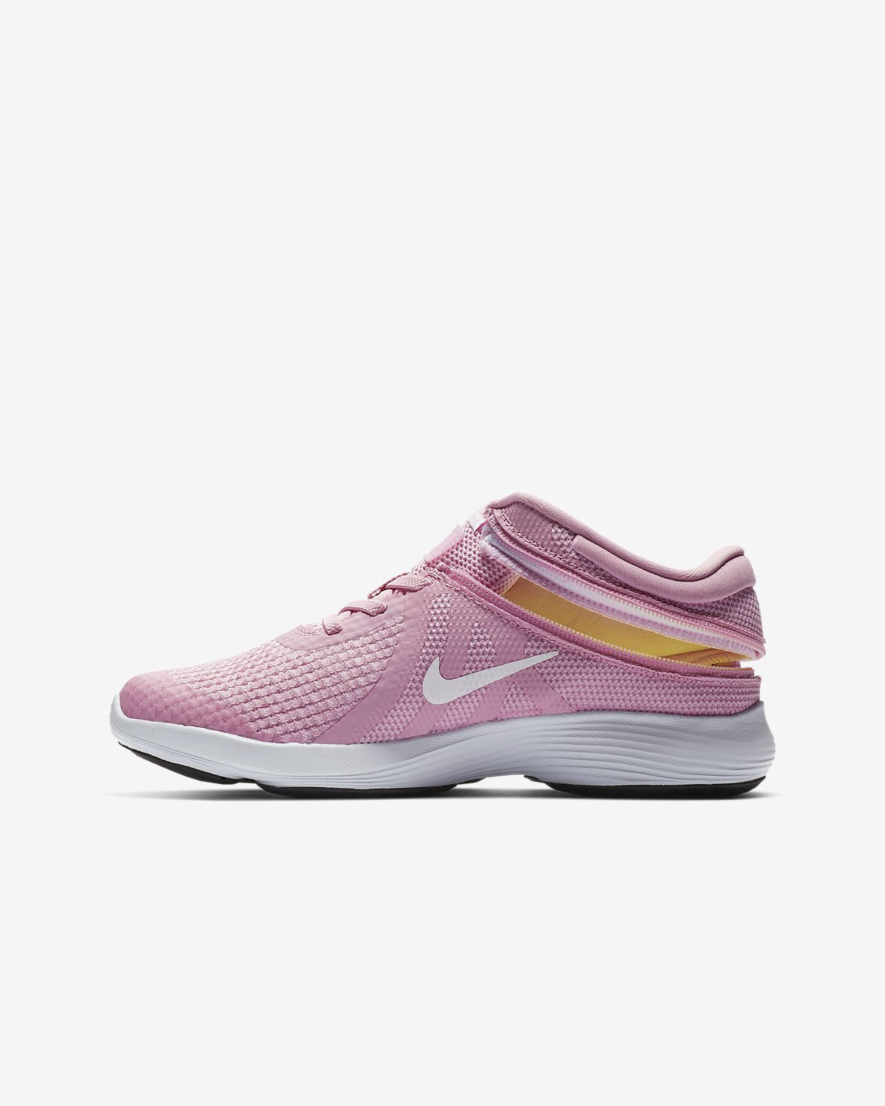 58a68e9ee3a Nike Revolution 4 FlyEase Older Kids  Running Shoe. Nike.com CA