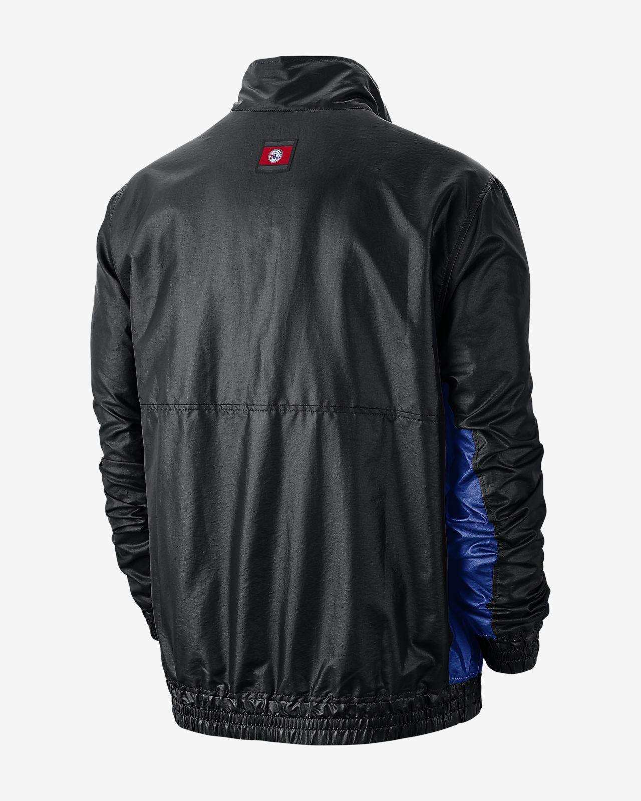 diseño innovador 0a839 e888c Philadelphia 76ers Nike Chaqueta de la NBA ligera - Hombre