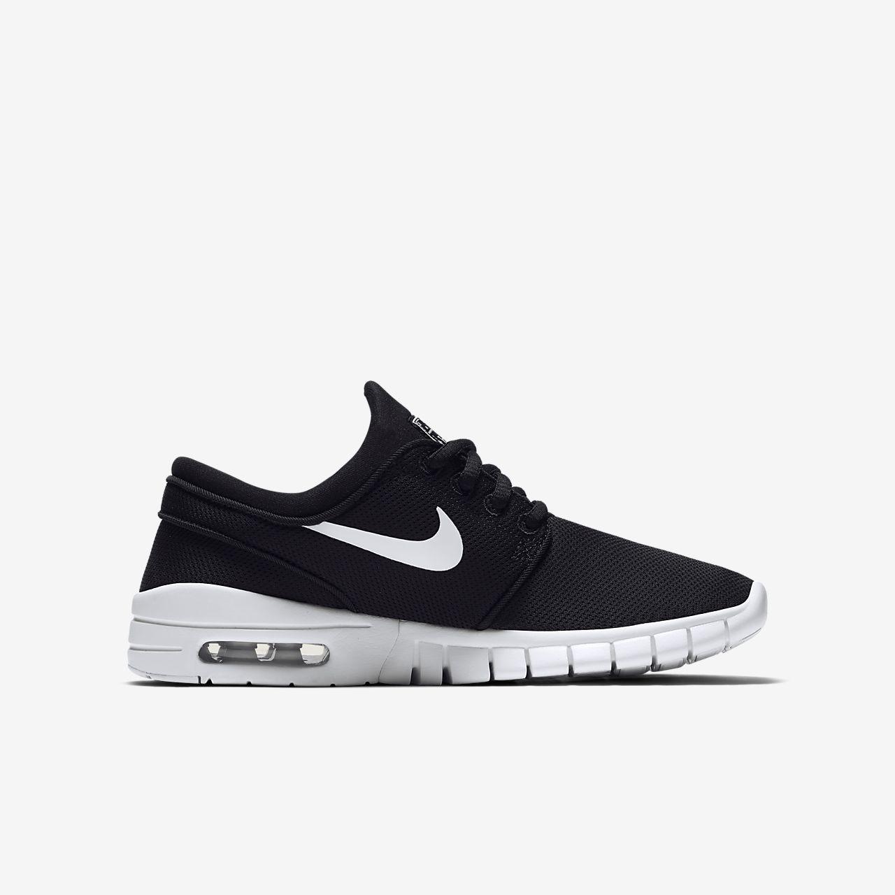 reputable site a4f3e 0e143 Nike SB Stefan Janoski Max Chaussure - sequoia black