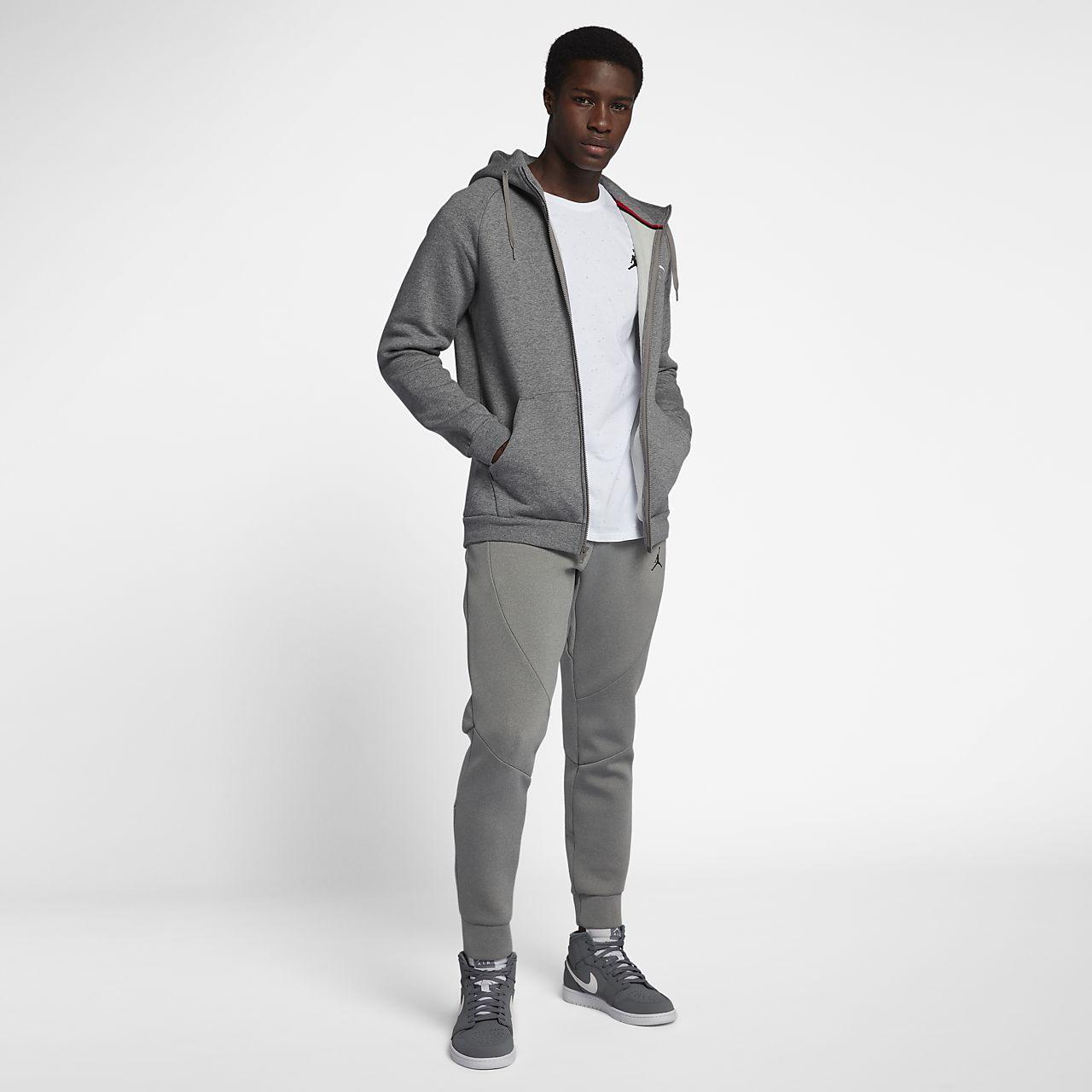 0c5ae1aba9f8 Jordan Jumpman Men s Fleece Full-Zip Hoodie. Nike.com DK