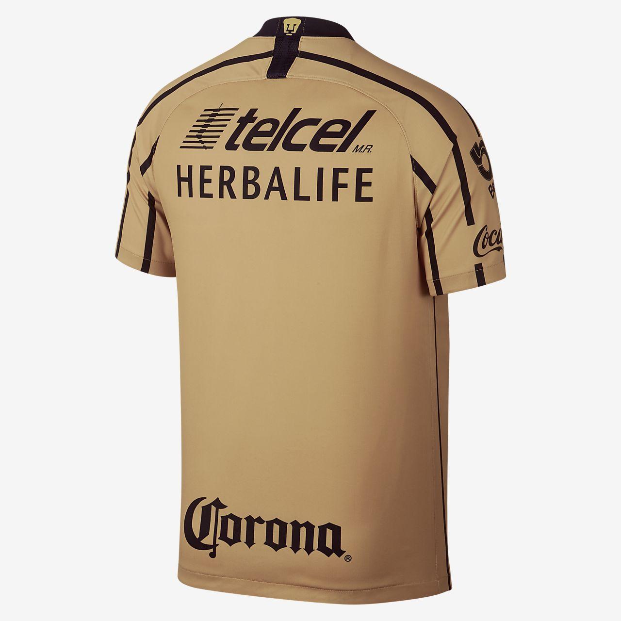 2fb6e1b3fda 2018/19 Pumas UNAM Stadium Away Men's Football Shirt. Nike.com CA