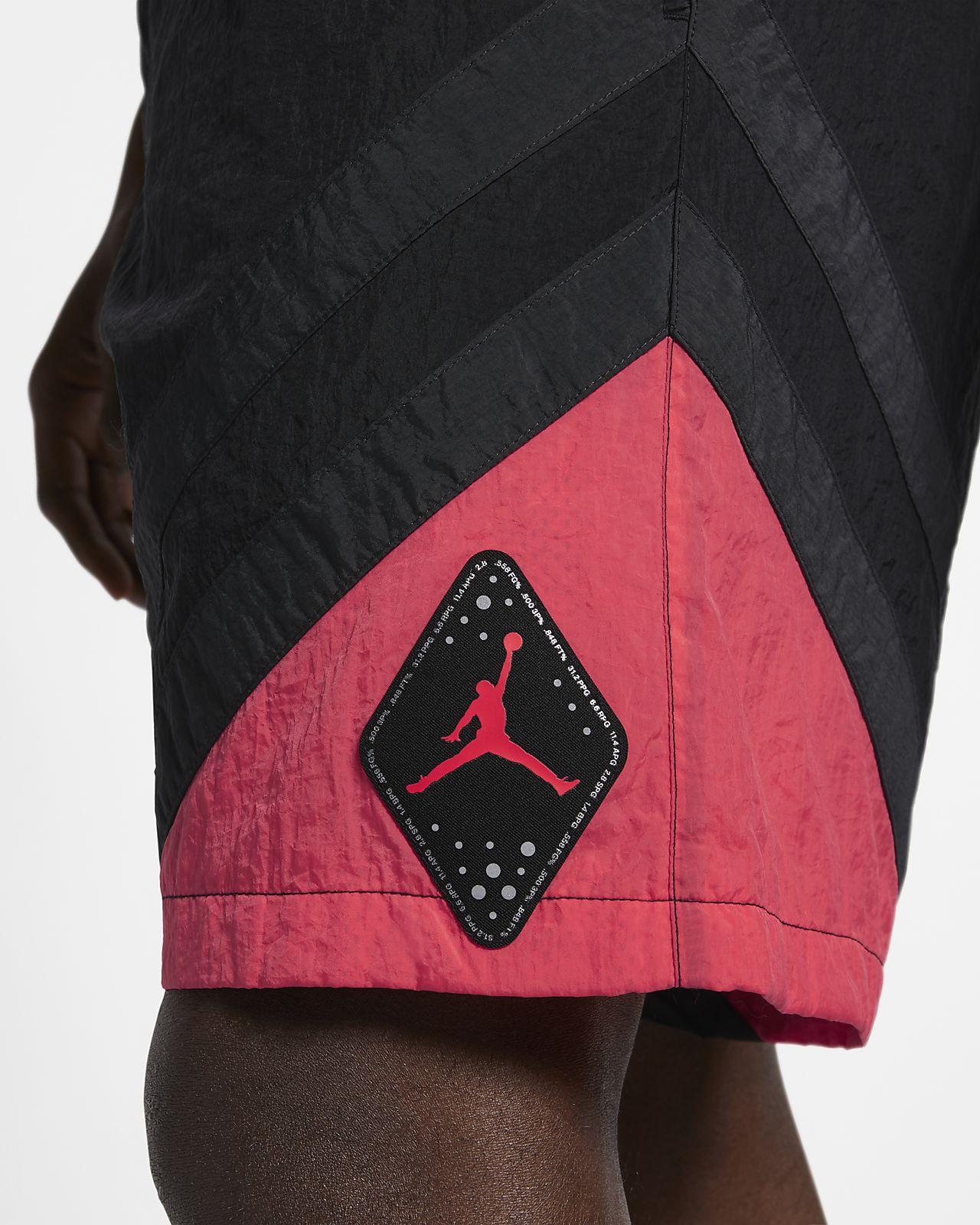 2e1fb56605ec Jordan Legacy AJ 6 Men s Nylon Shorts. Nike.com