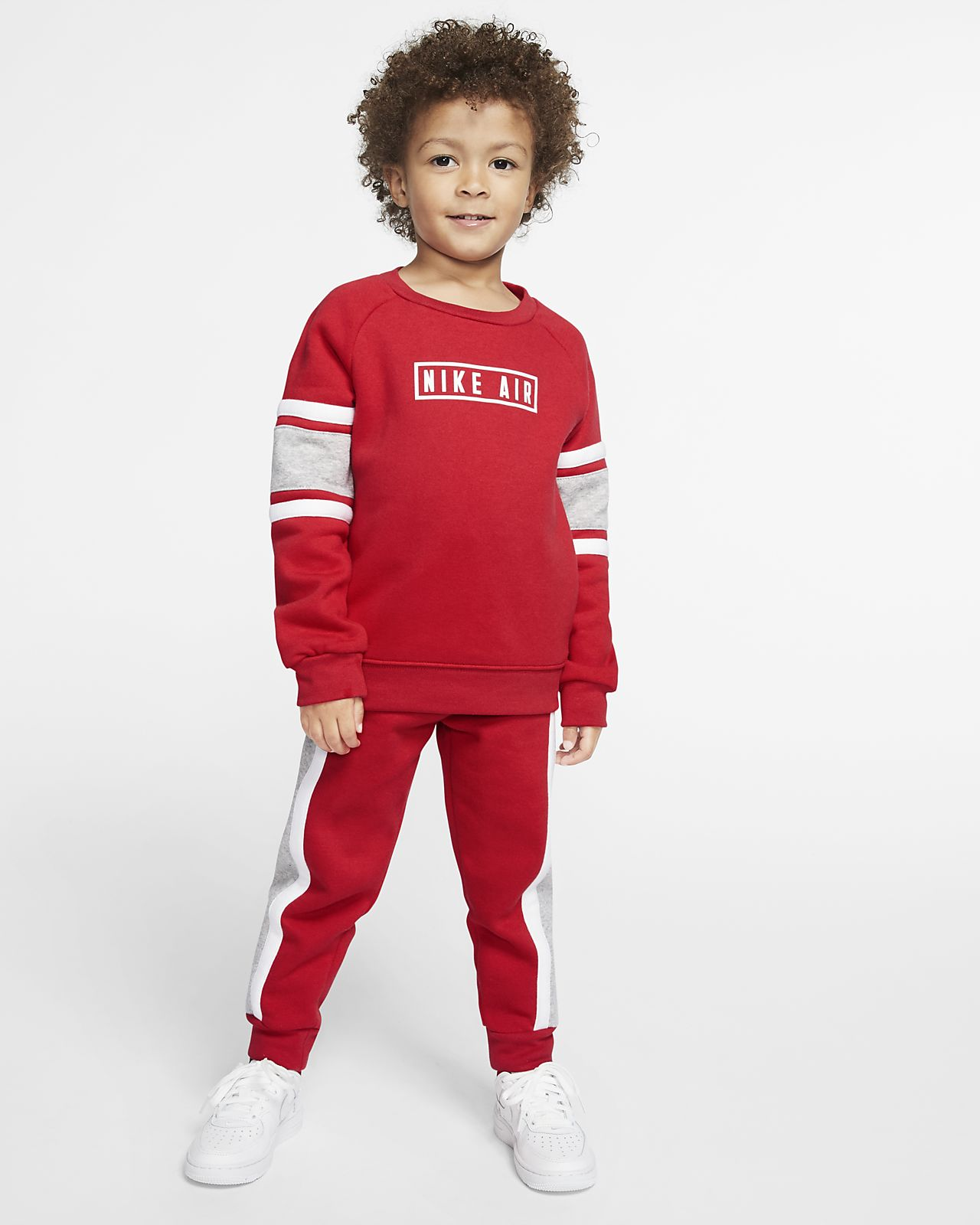 Nike Air Toddler Crew and Joggers 2-Piece Set