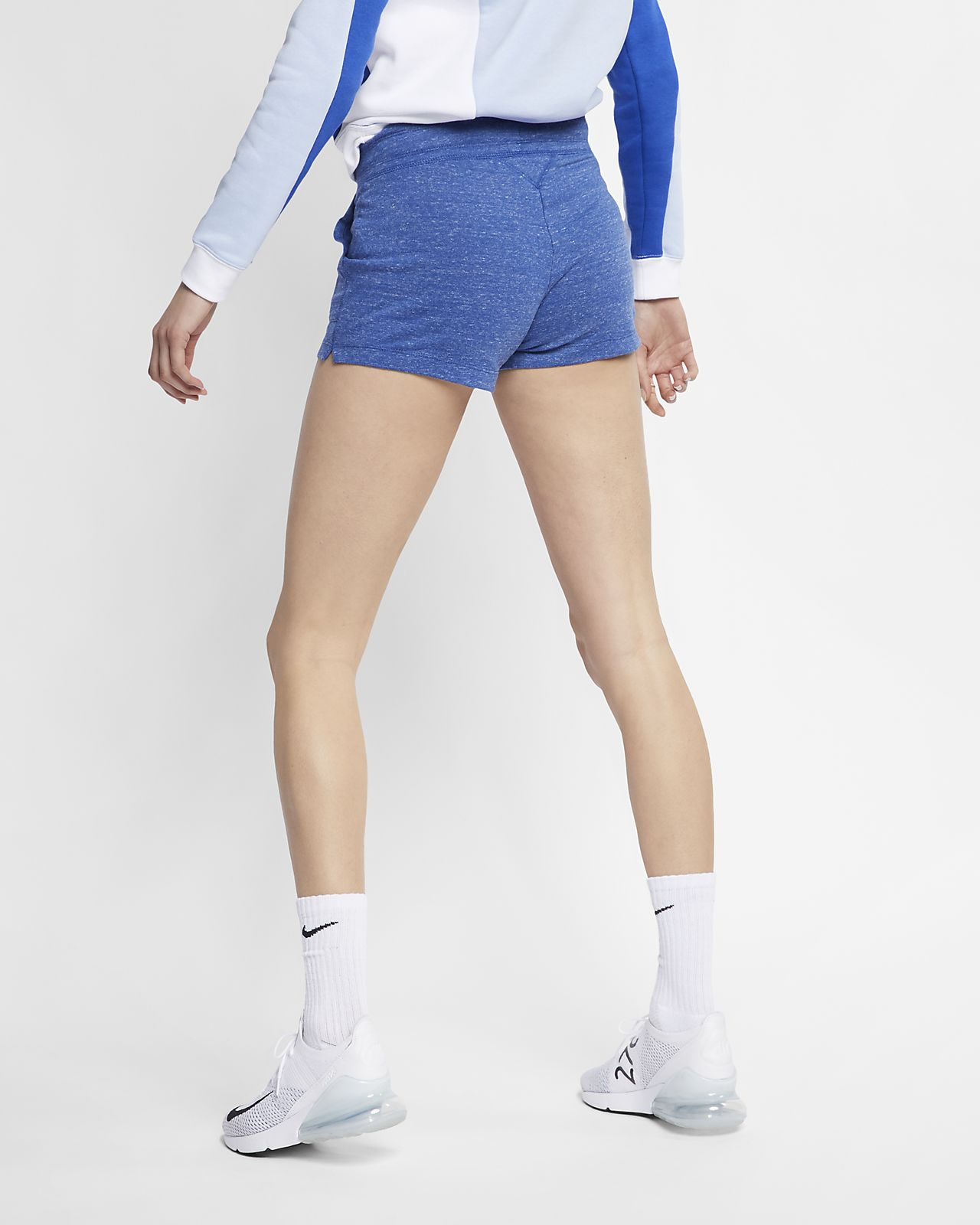 d11fae0f27ab Nike Sportswear Gym Vintage Women s Shorts. Nike.com
