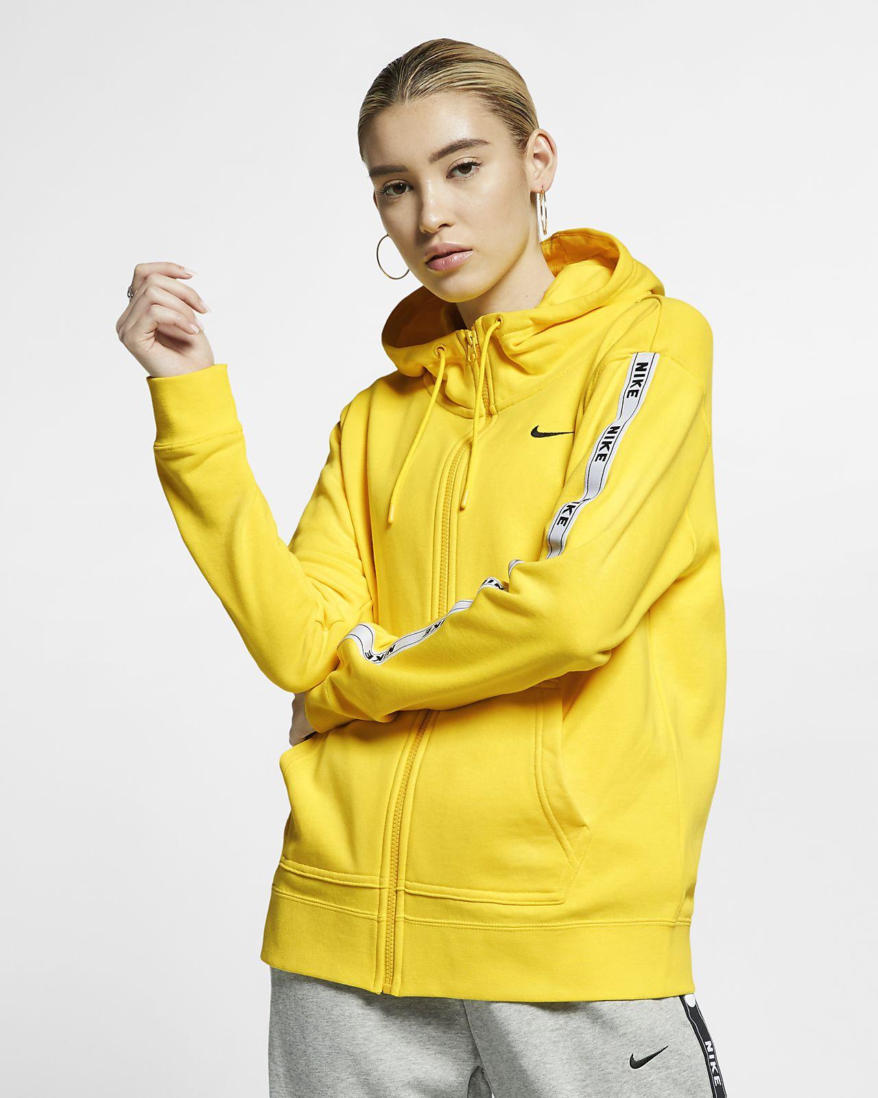 Nike Sportswear Women's Full-Zip Logo Hoodie