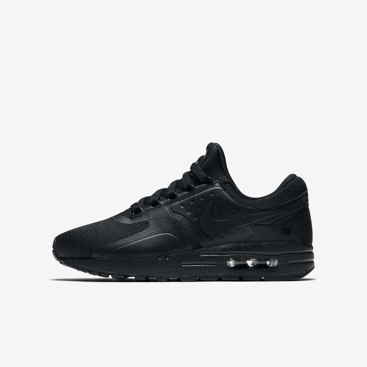 nike air max 1 all black white sole nz