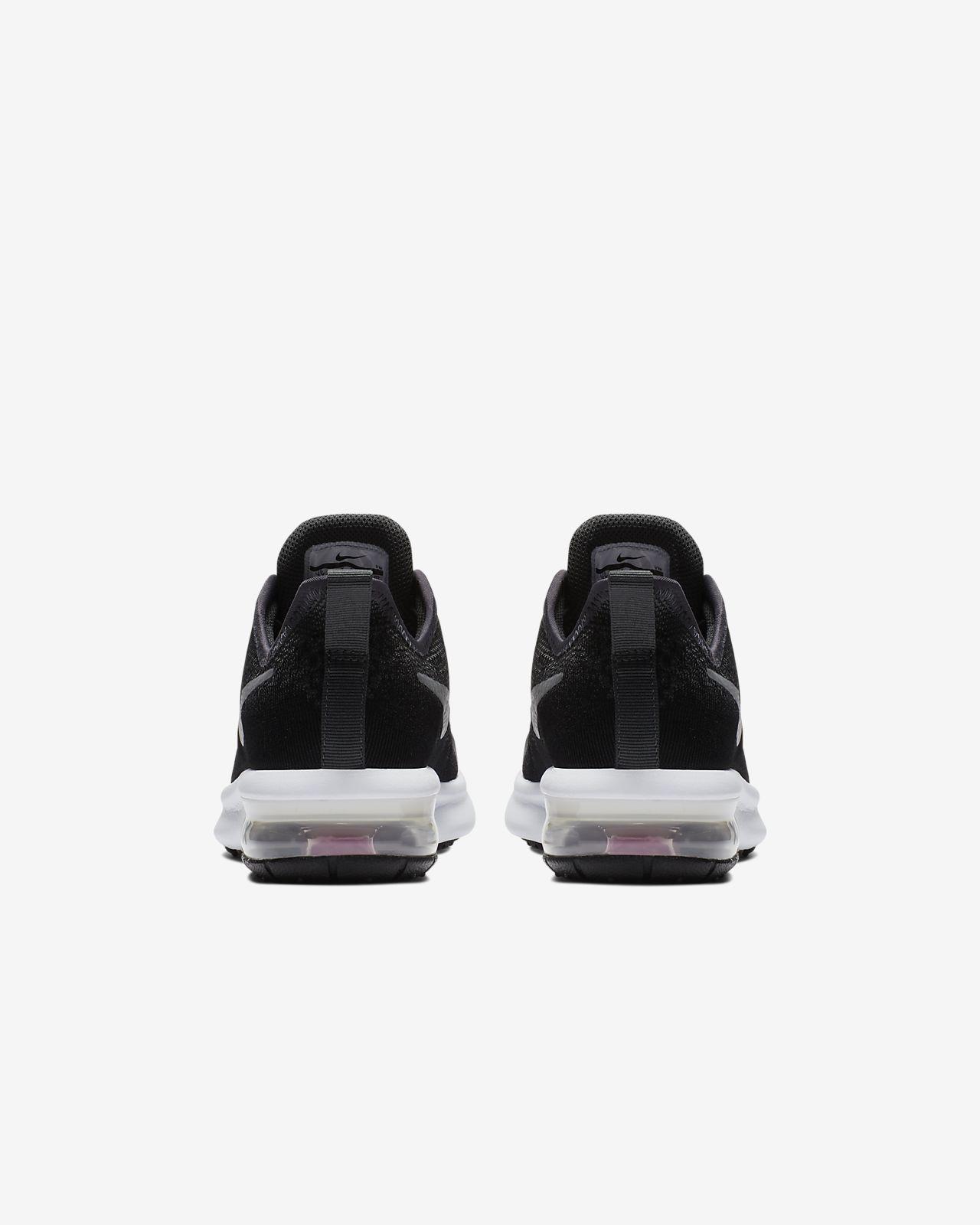Tênis Nike Sportswear Air Max Sequent 4 Preto Compre Agora