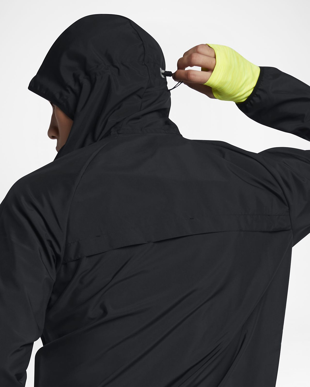 98477594d Nike Essential Men's Running Jacket