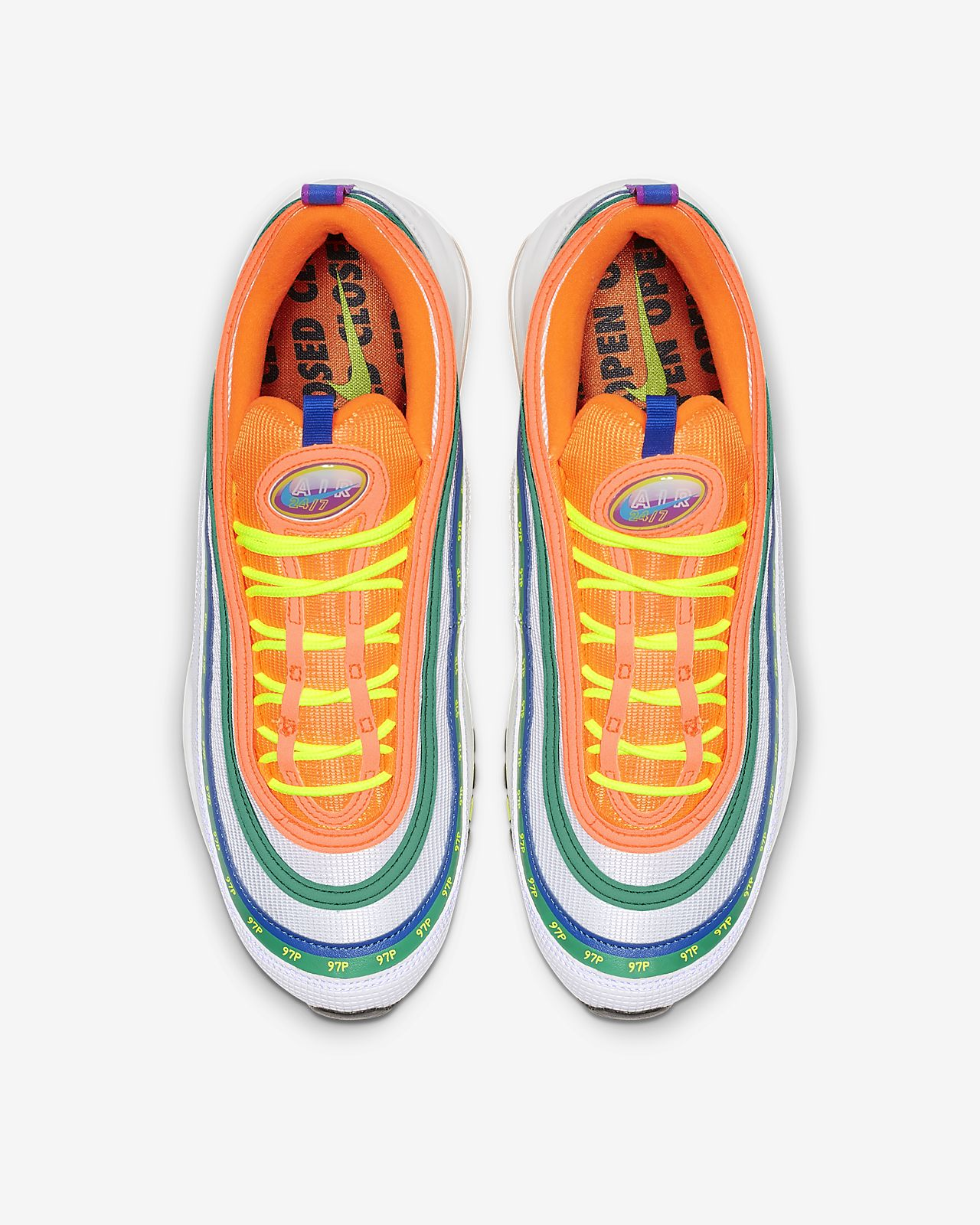 Nike Air Max 97 On Air Jasmine Lasode Schuh