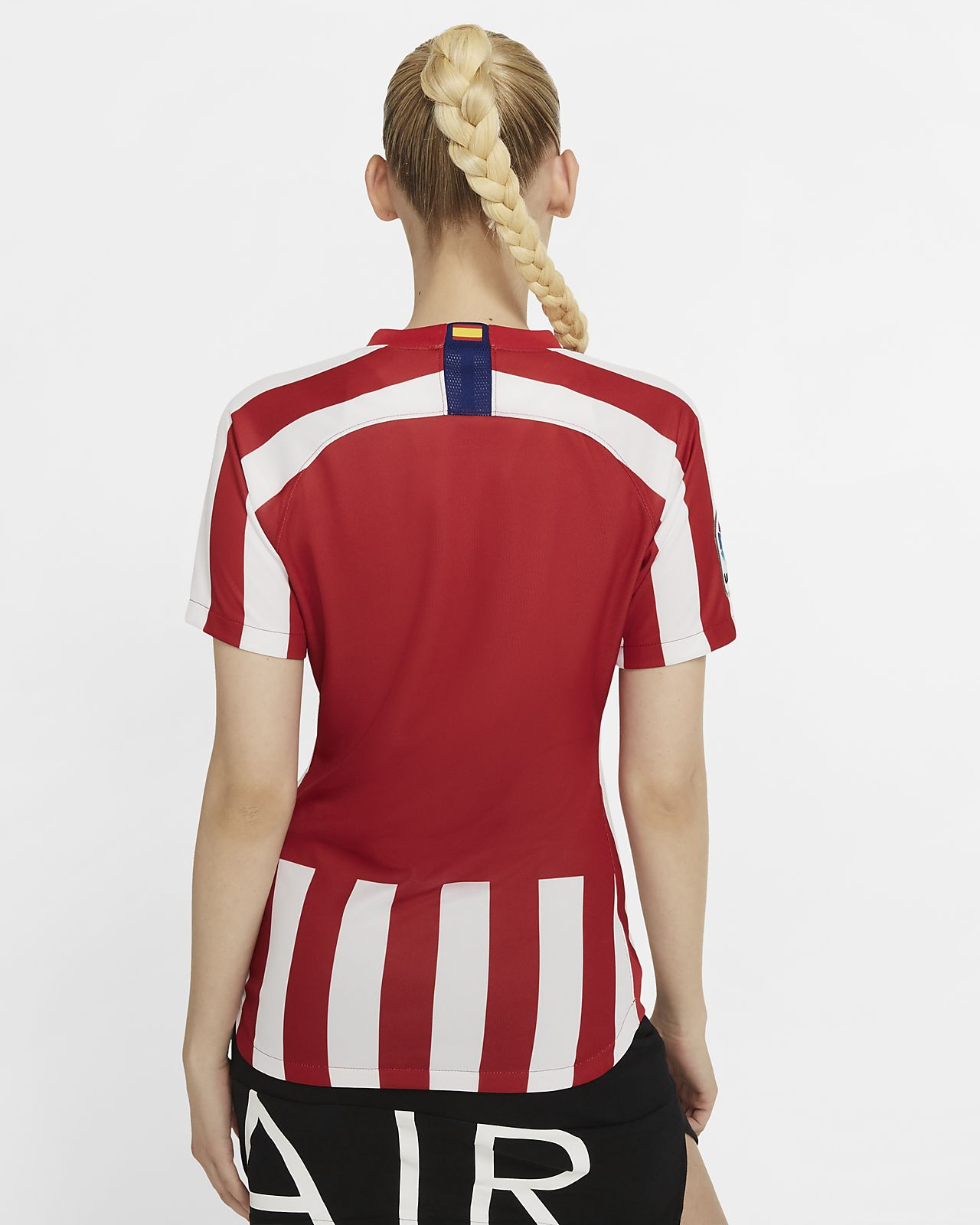 Camiseta Local Atlético 201920 Fútbol Del Para Mujer Stadium Madrid De bgvf76yIY