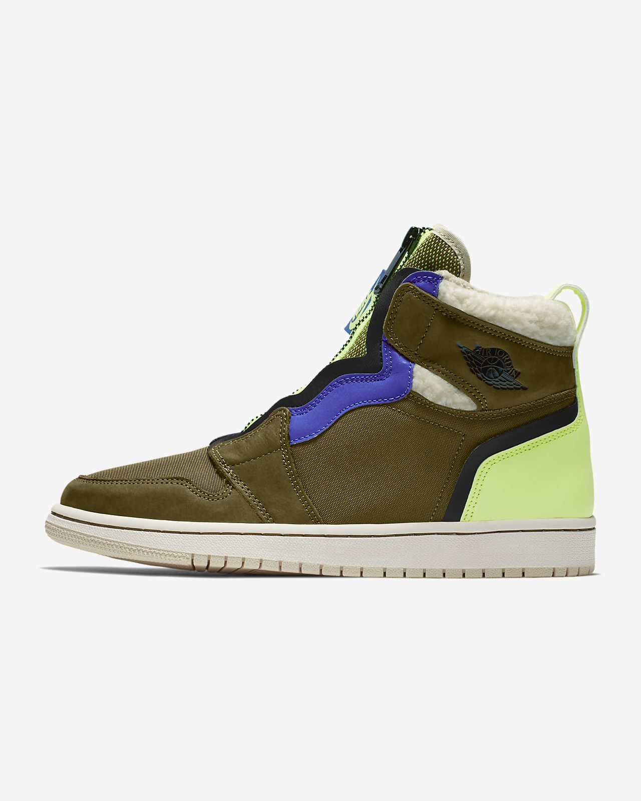 ed933ef3d72422 Air Jordan 1 High Zip Utility Women s Shoe. Nike.com