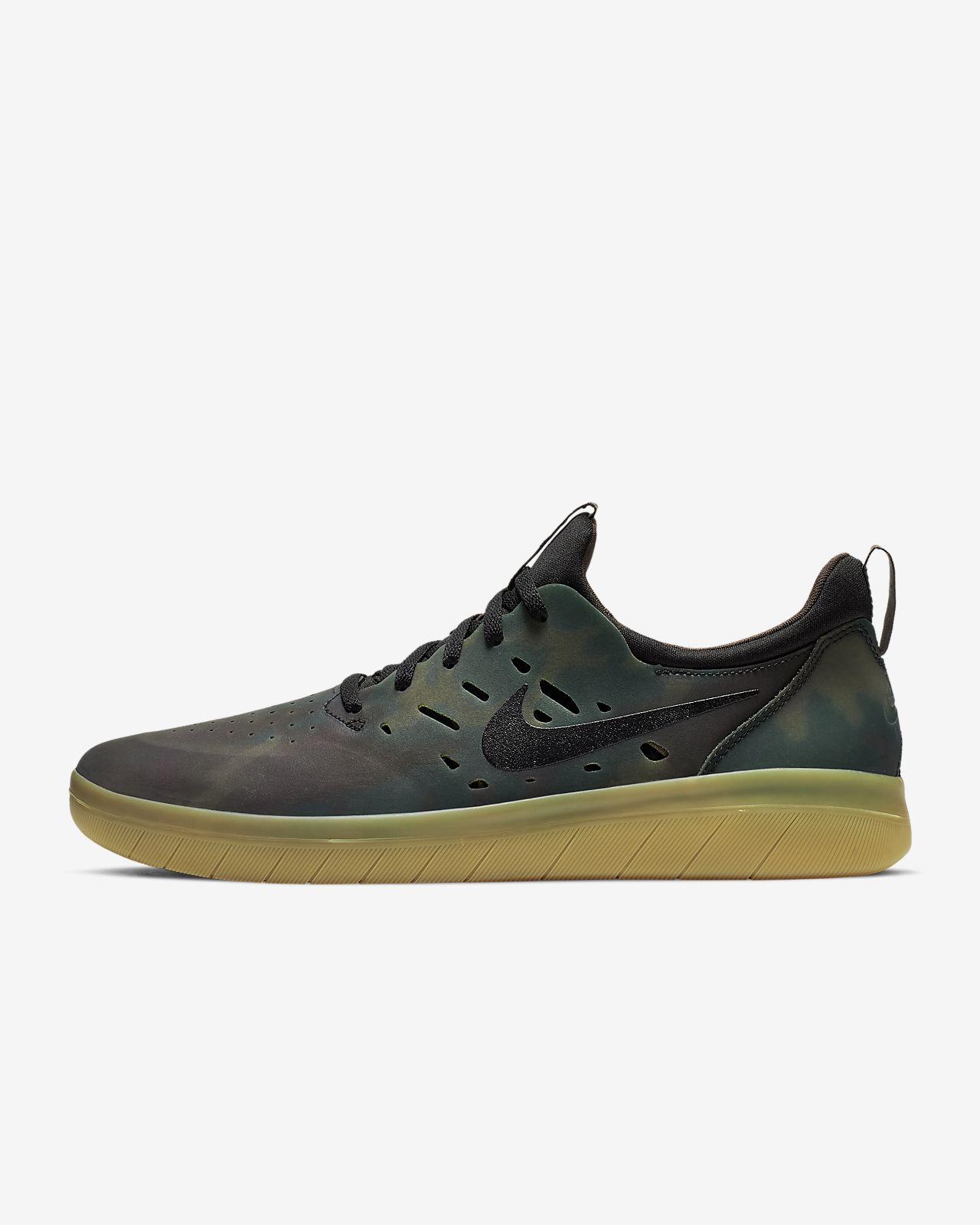 รองเท้าสเก็ตบอร์ด Nike SB Nyjah Free Premium