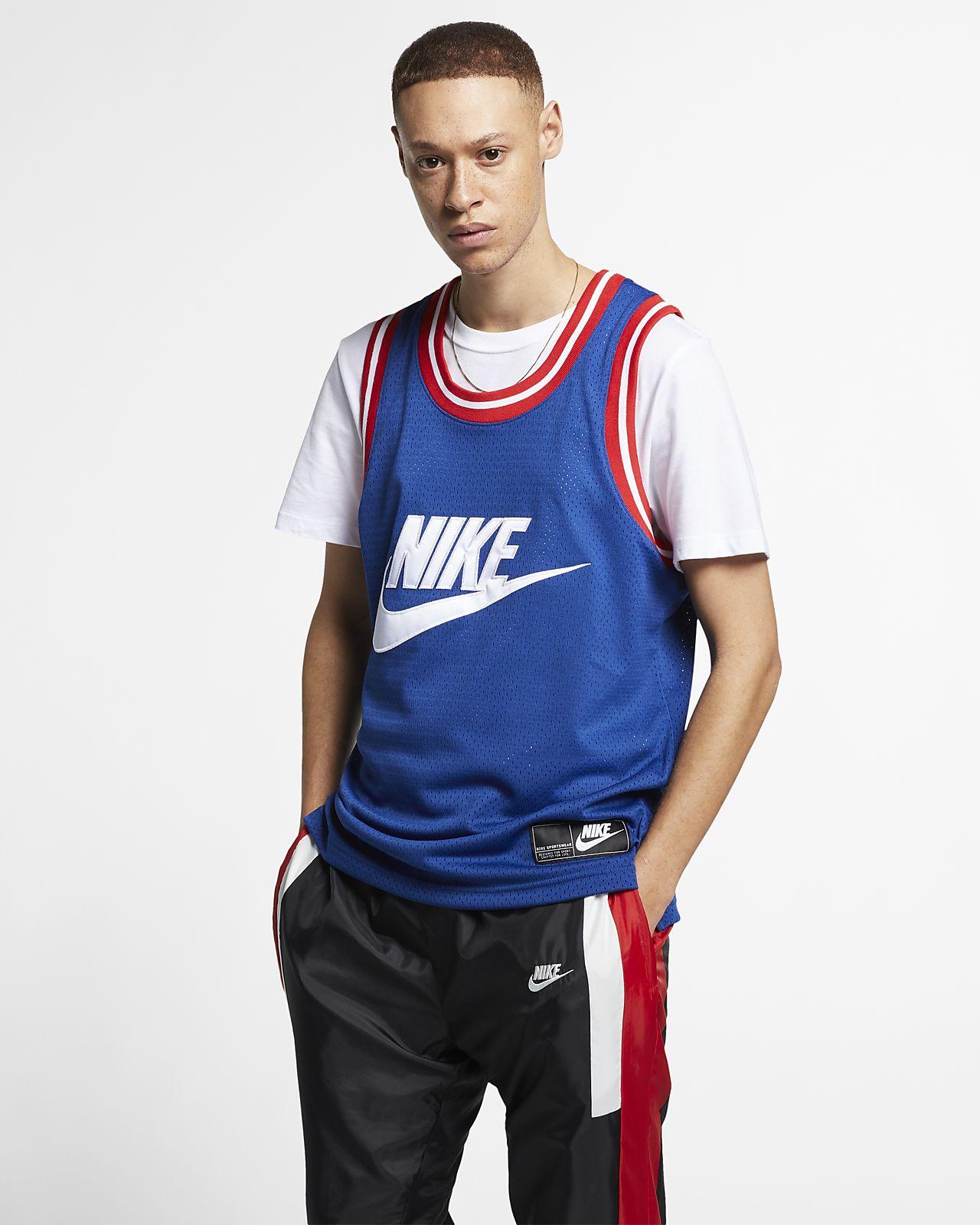 Nike Sportswear Men's Mesh Tank