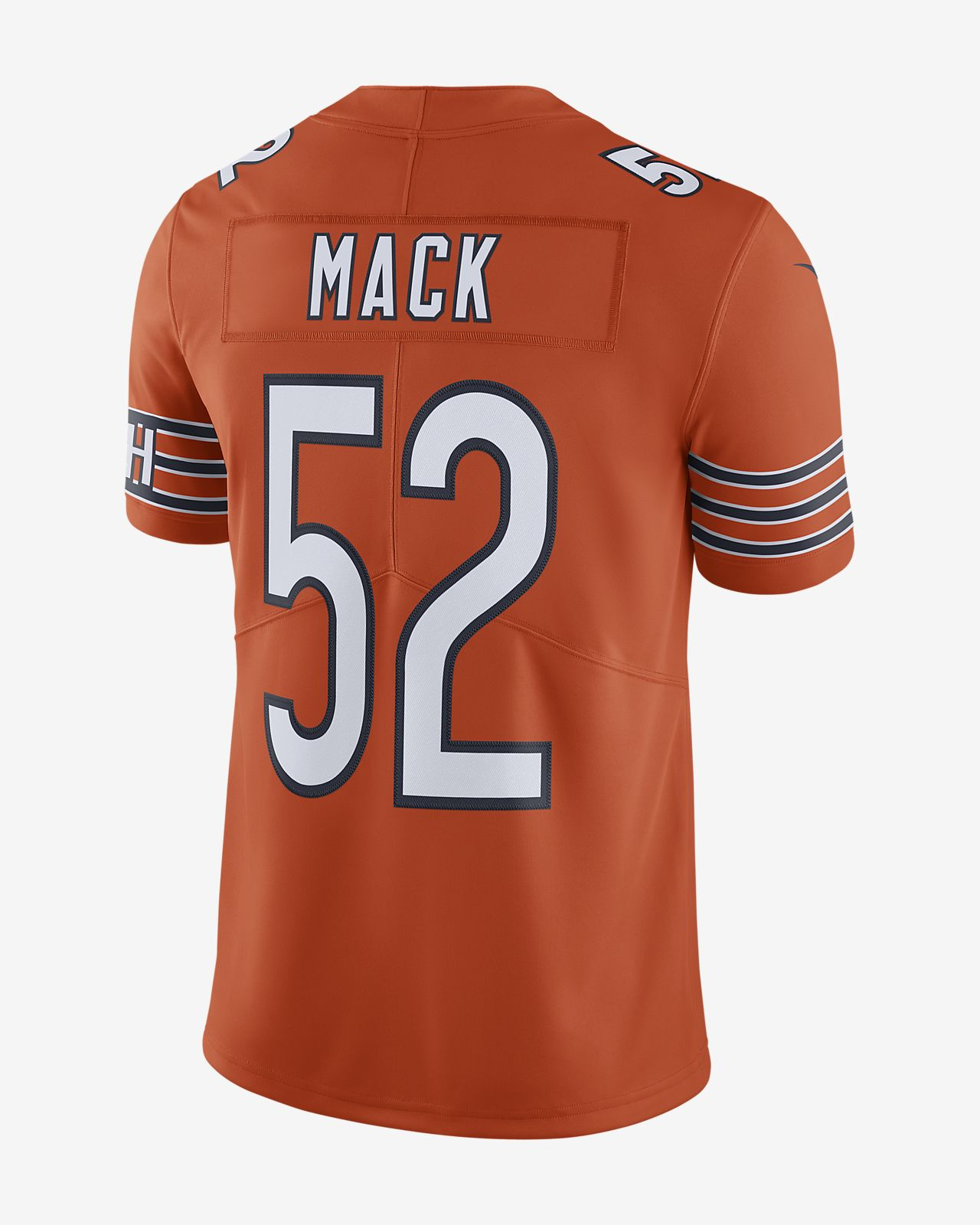 premium selection 3ebce 9f23b NFL Chicago Bears Limited (Khalil Mack) Men's Football Jersey