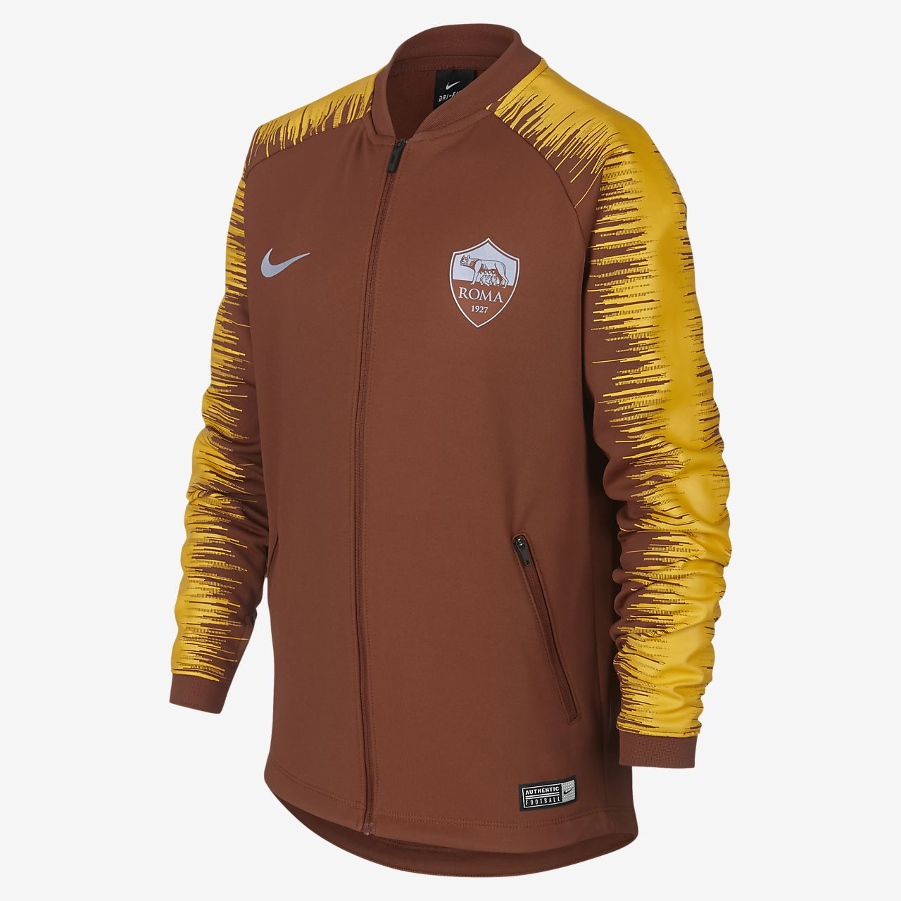 A.S. Roma Anthem Older Kids' Football Jacket