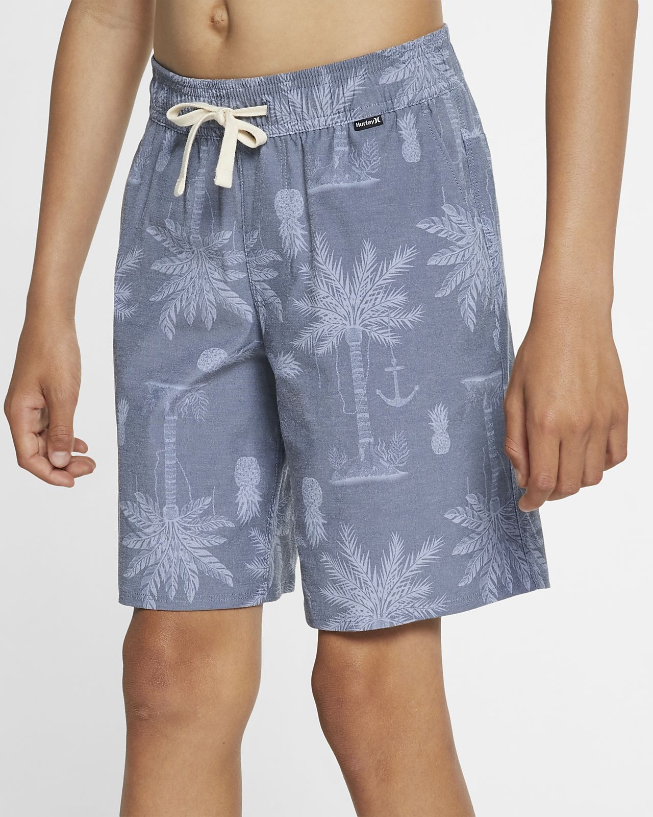Hurley Asylum Volley Boys' 41cm (approx.) Walkshorts