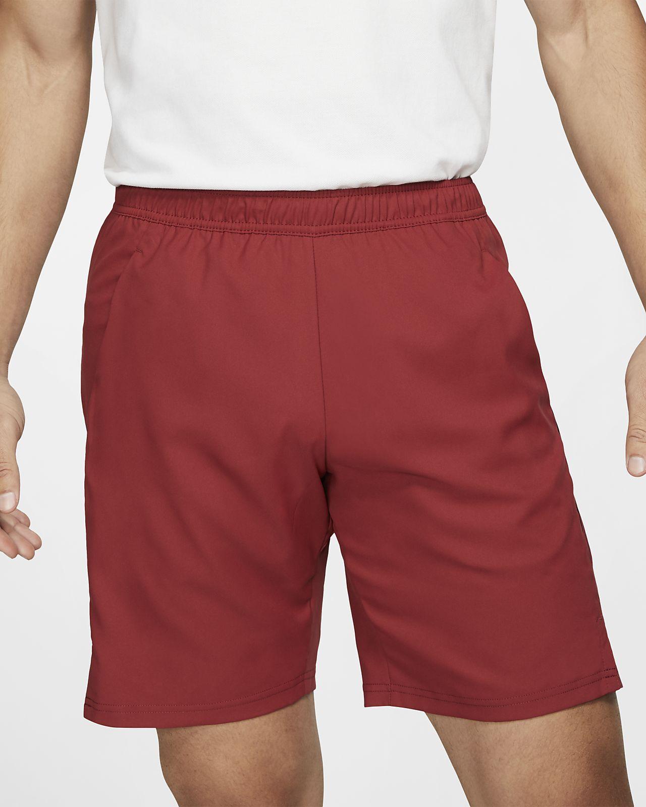 nike 9 tennis shorts