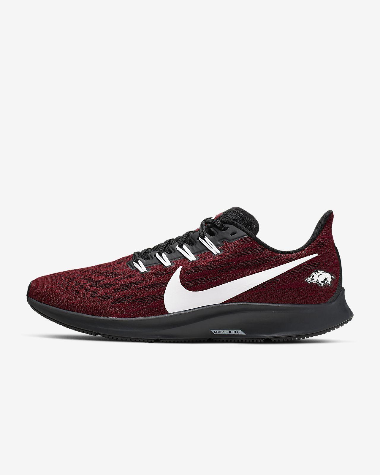 Nike Air Zoom Pegasus 36 (Arkansas) Men's Running Shoe