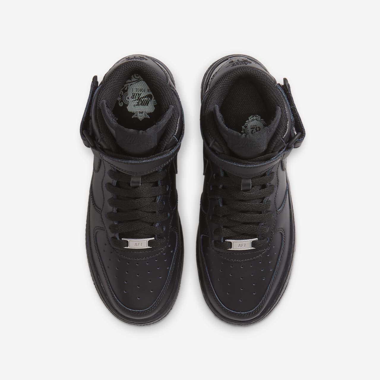 Nike Lifestyle Schuhe Mädchen   Nike Air Force 1 Mid 06