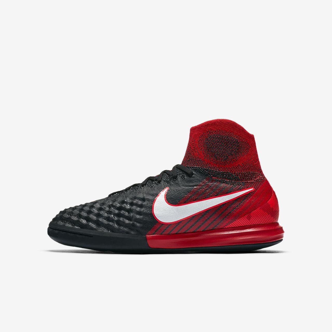 ... Nike Jr. MagistaX Proximo II Big Kids' Indoor/Court Soccer Shoe