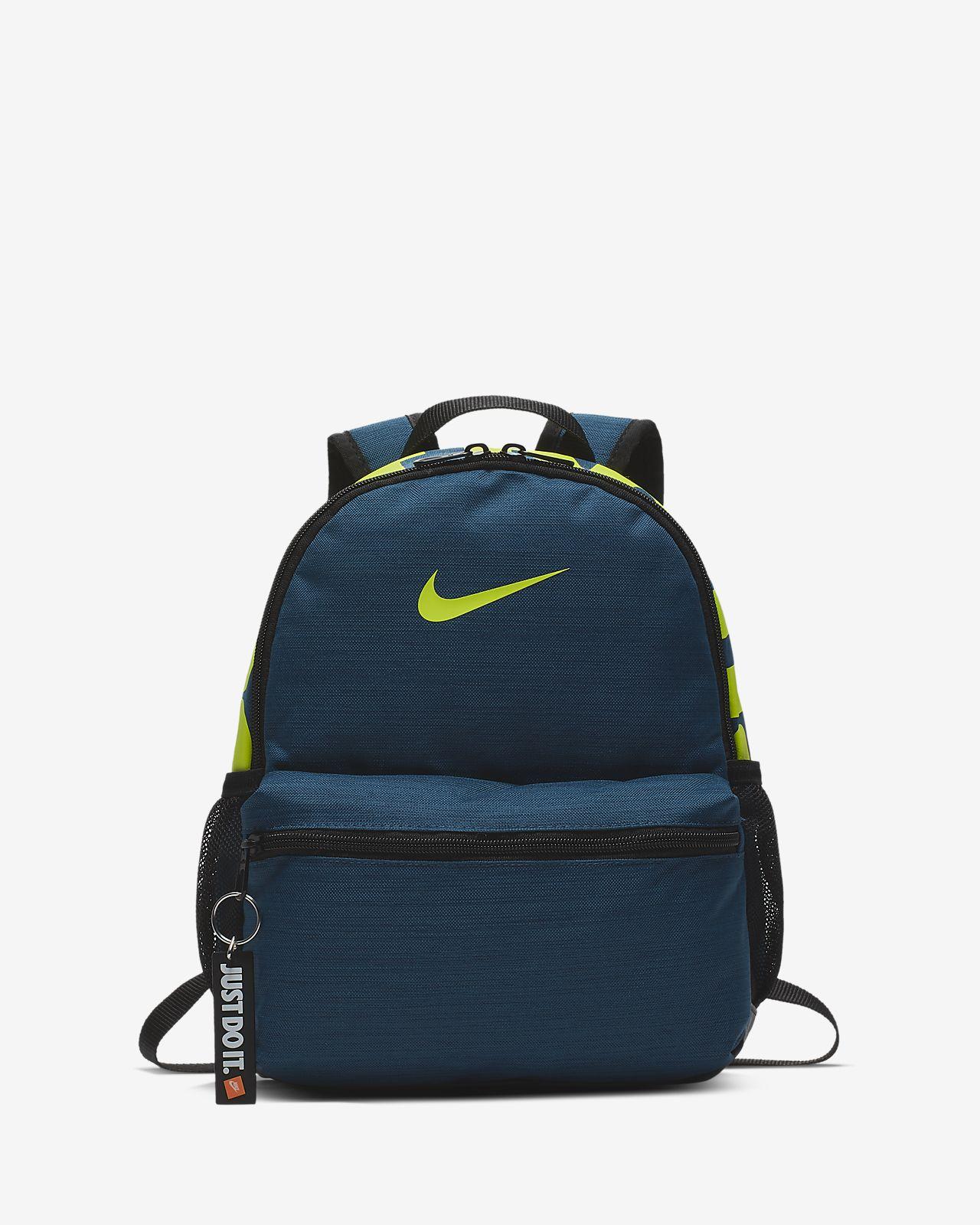 cad66c5d52 Nike Brasilia Just Do It Kids  Backpack (Mini). Nike.com AU